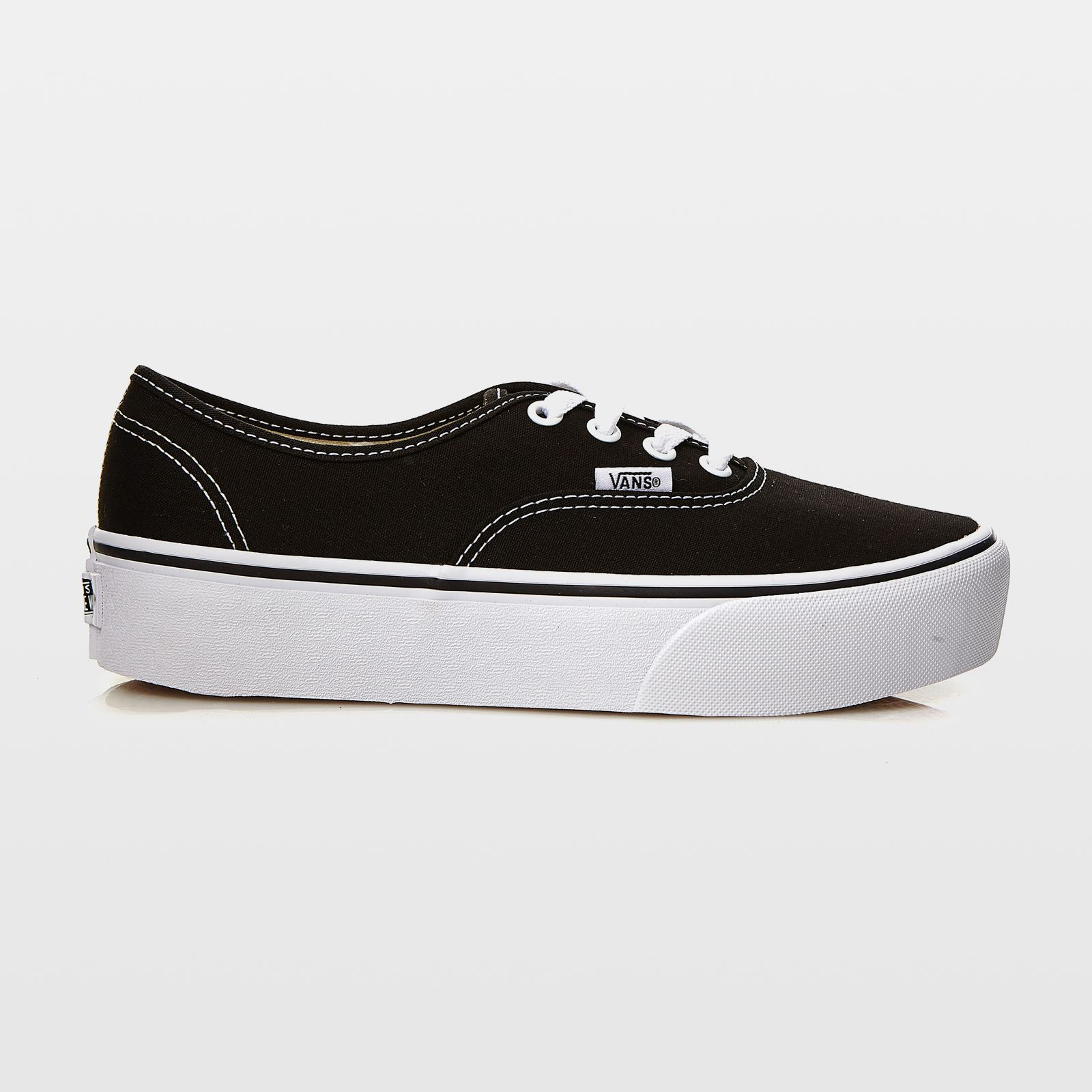 Vans UA Authentic platform 2.0 - Baskets - noir  Baskets