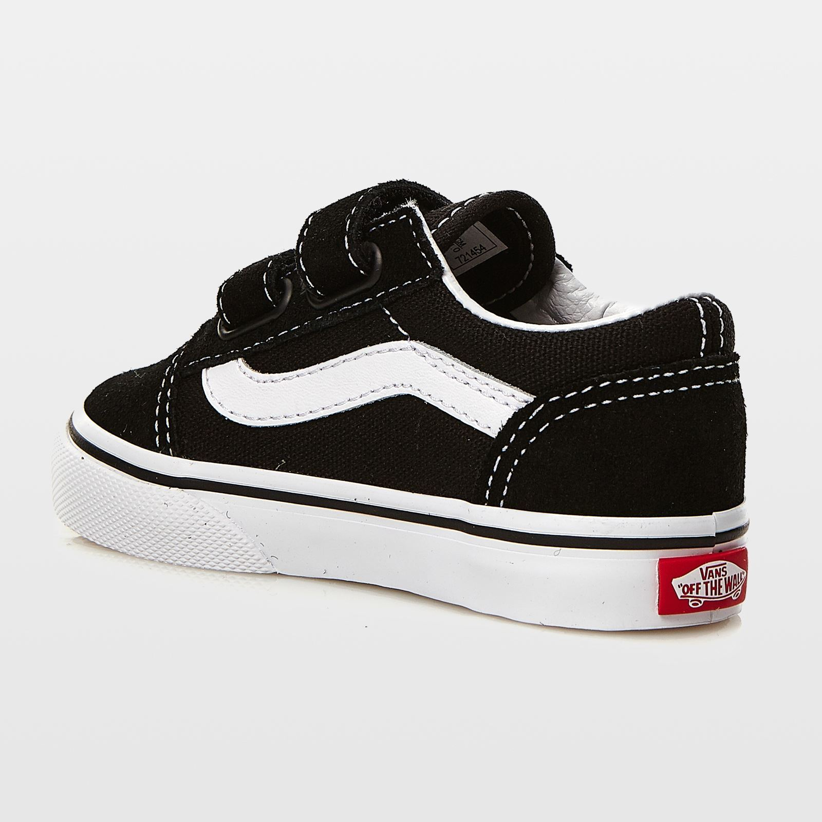 TD old skool V - Low Sneakers - schwarz