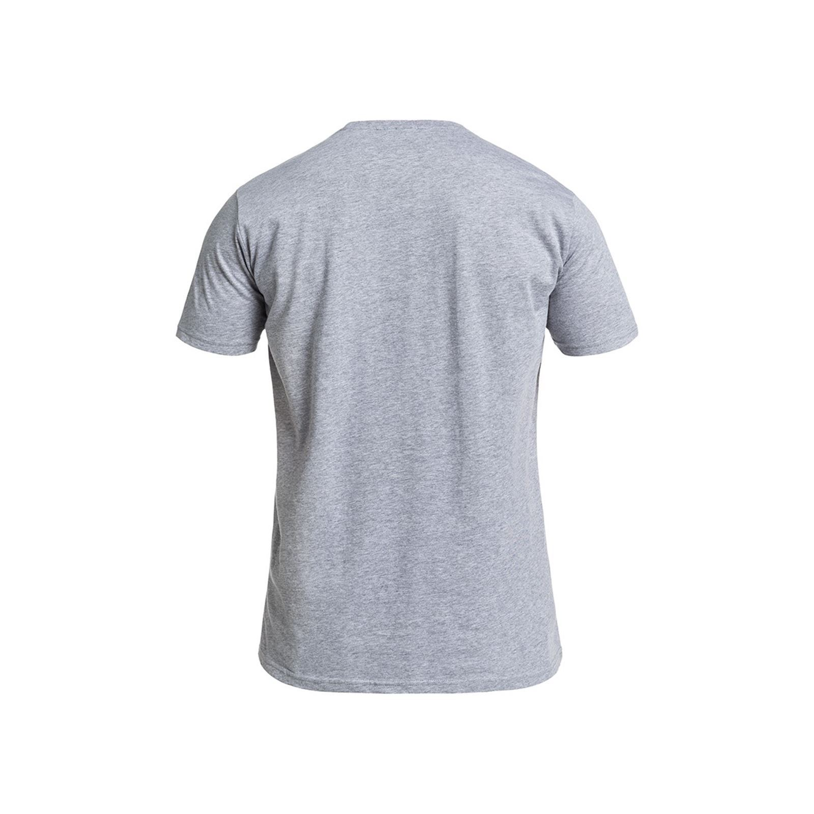 Chine Courtes Manches shirt Lifestyle Division Gris Rugby T z0qTBxf