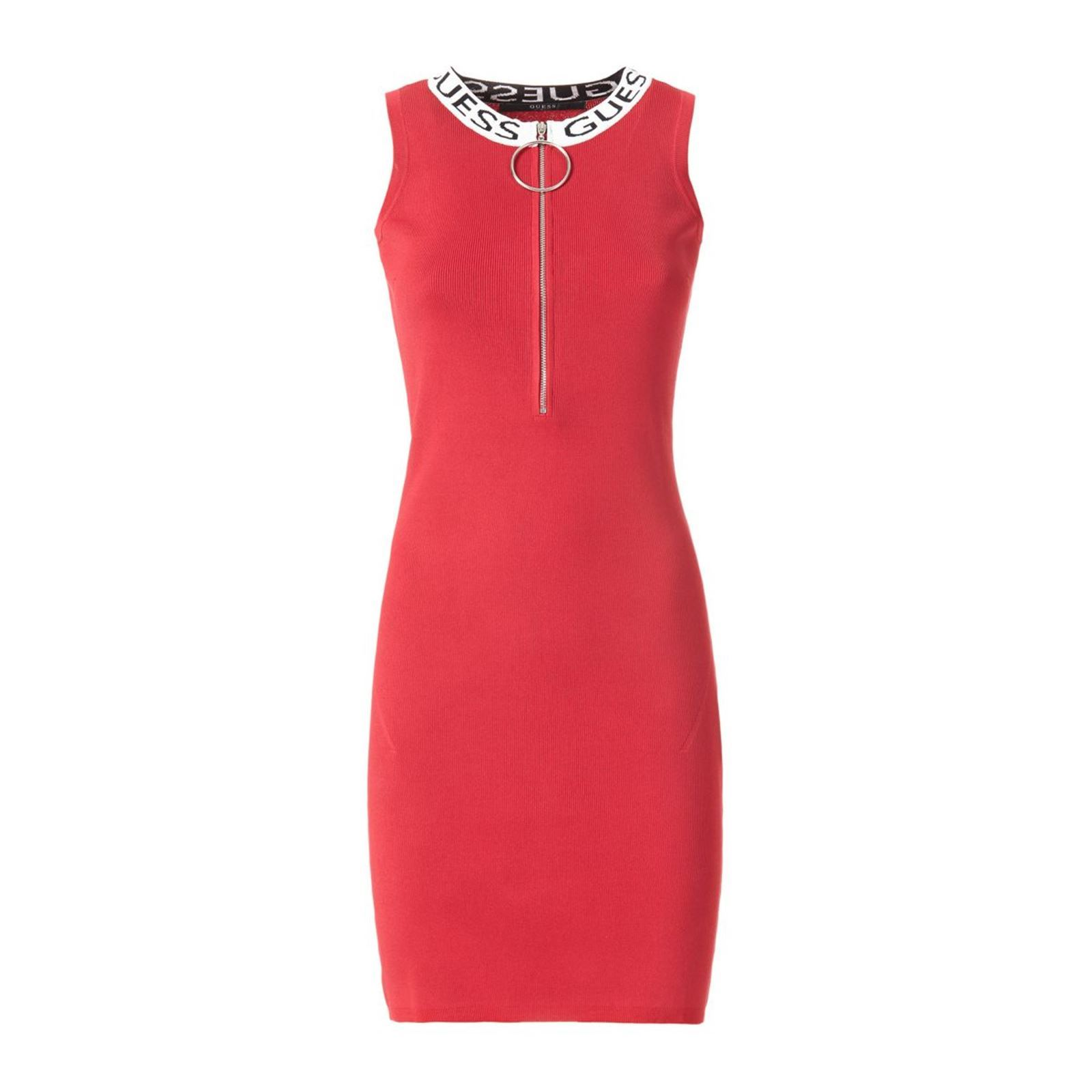Guess Robe moulante - rouge   BrandAlley d47ae88be6fd