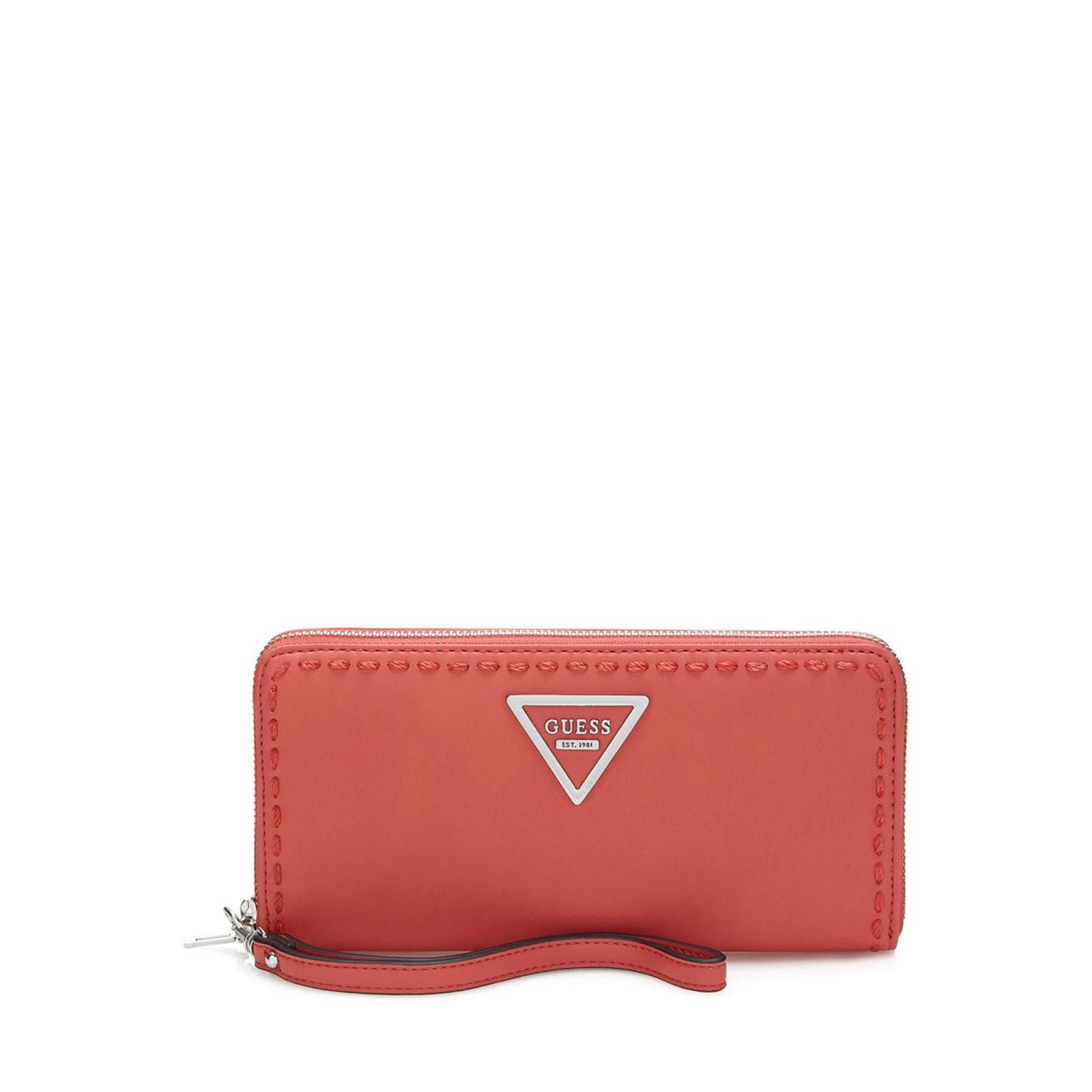 Guess Sawyer Portefeuille Rouge Brandalley