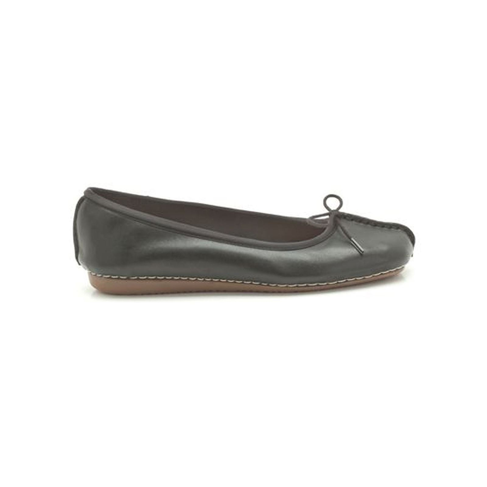 Clarks Freckle Ice - Ballerines - noir  Occasion : Lifestyle