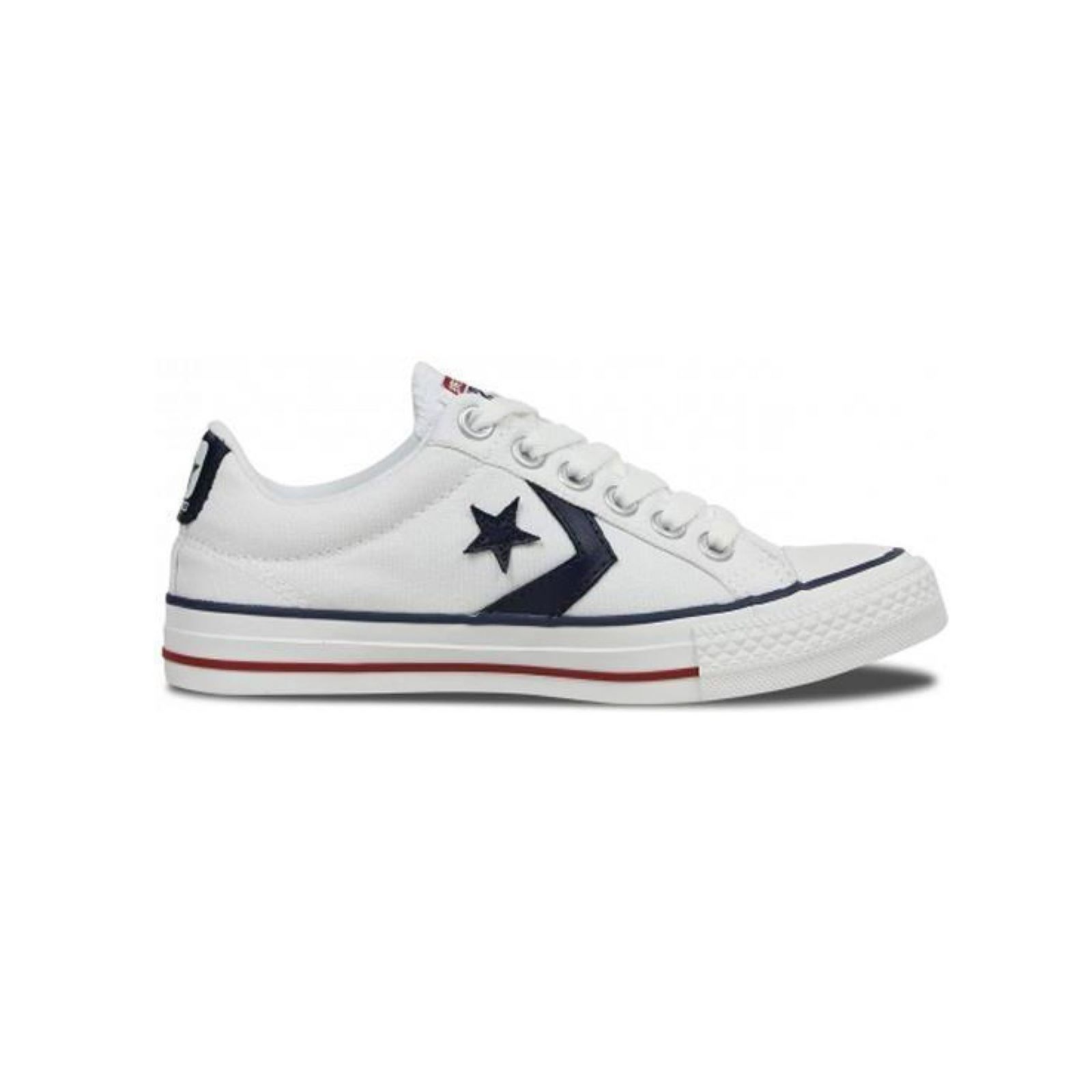 Converse Star Player OX Scarpe da tennis sneakers bianco