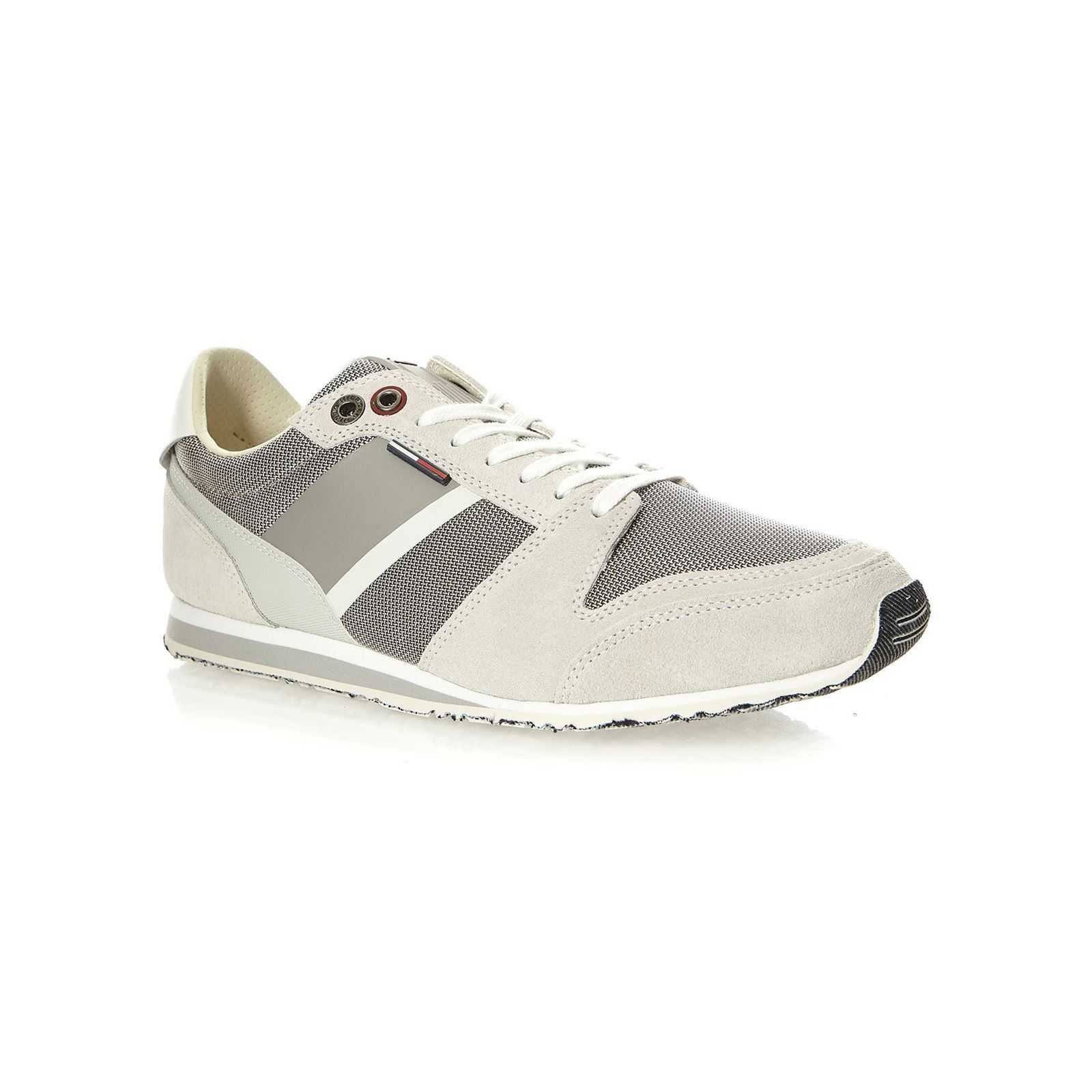 Tommy Hilfiger Sprint - Baskets Mode - gris