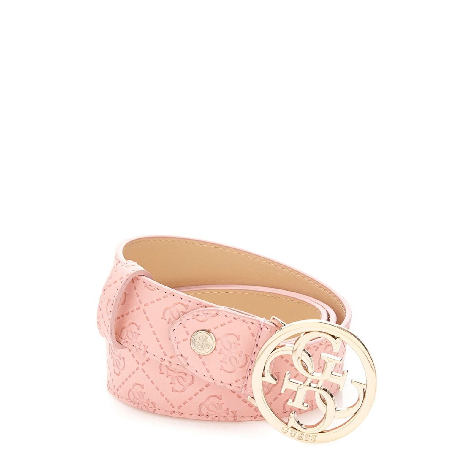 Guess Rayna - Ceinture - rose clair   BrandAlley dc6a4b80293