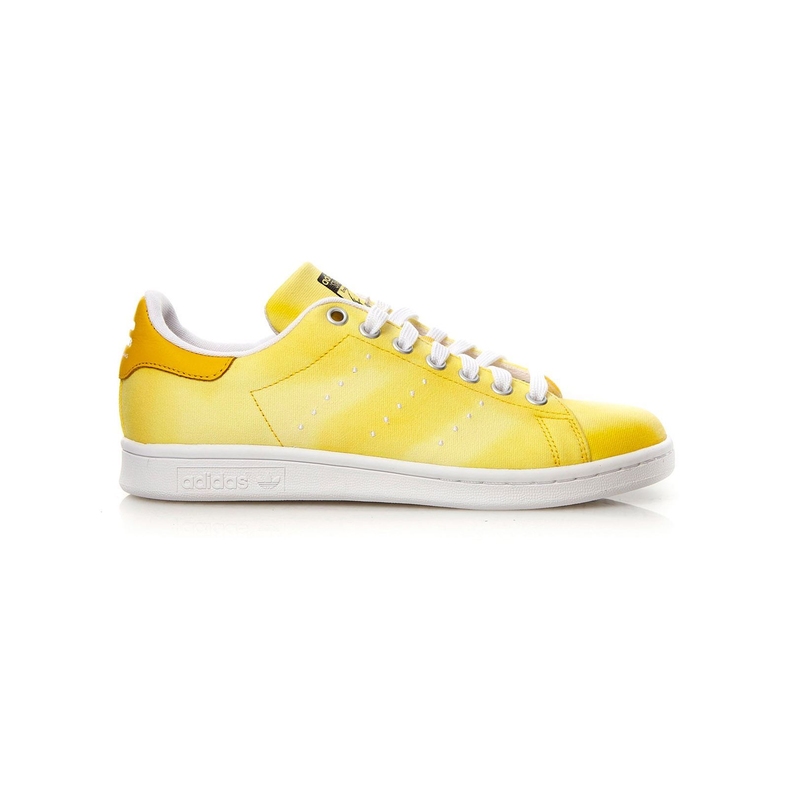 Adidas Originals Pw Hu Holi Stan Smith - Baskets - jaune