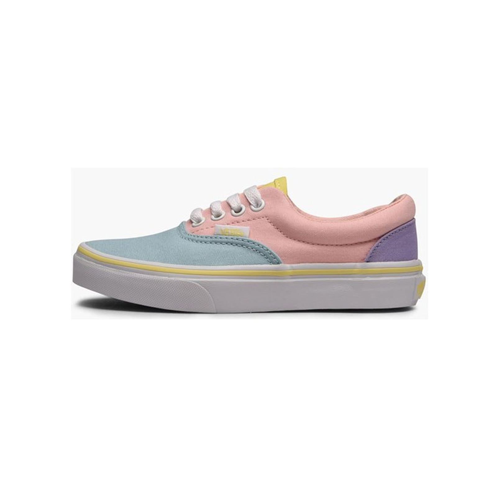 vans k era baskets bicolore