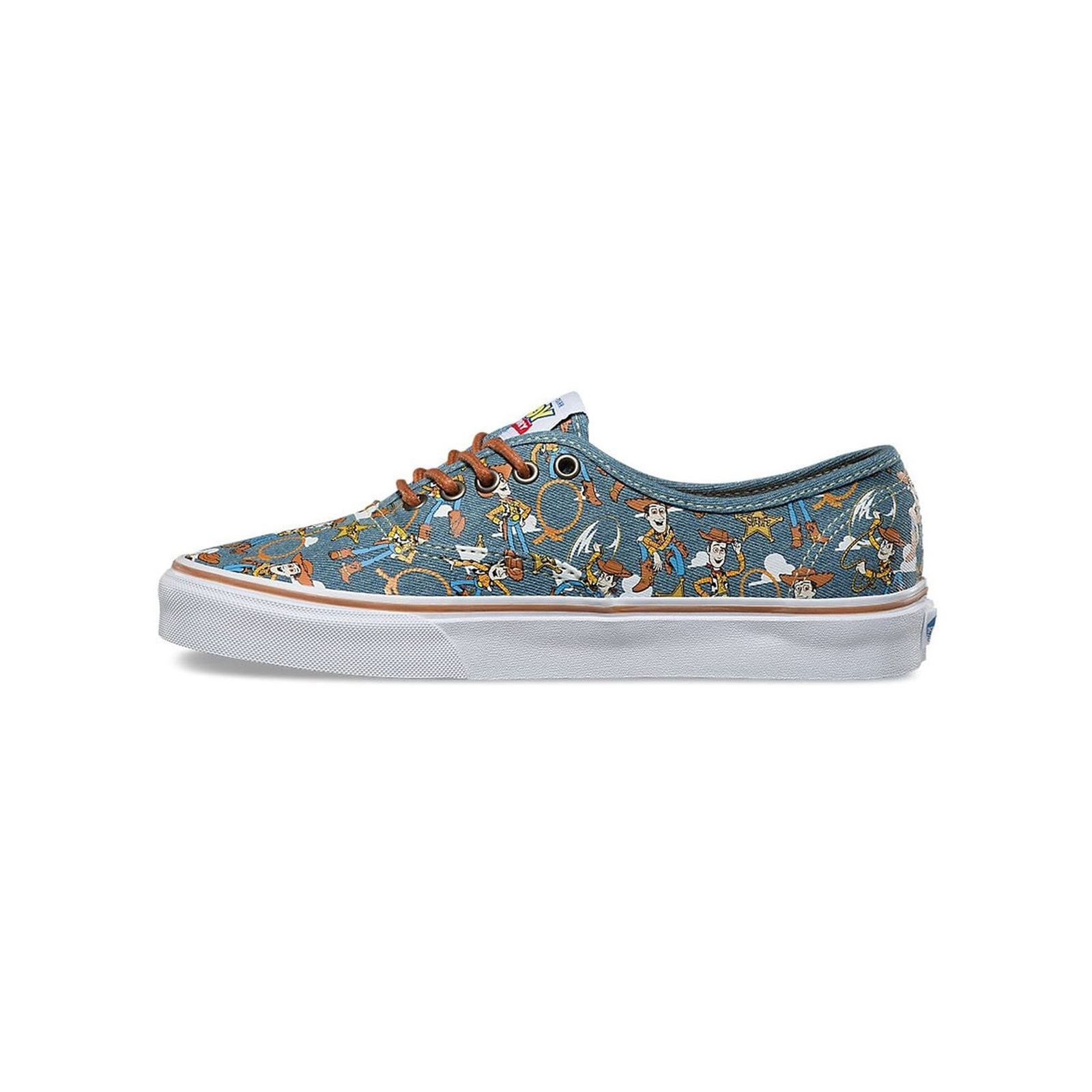 vans estampadas zapatillas