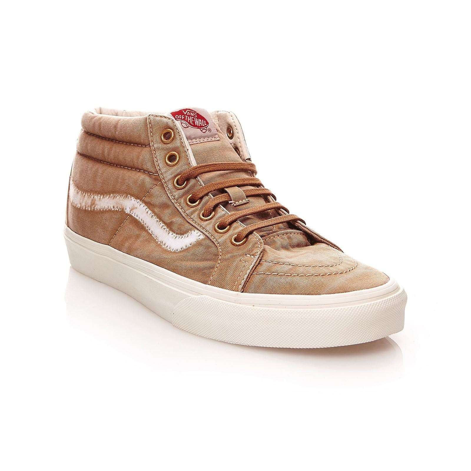 Vans SK8-Mid Reissue - Baskets Mode - beige