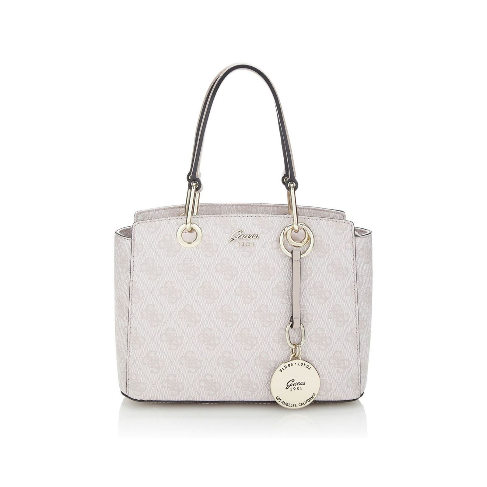 Guess Sac à main JACQUI SATCHEL Guess solde