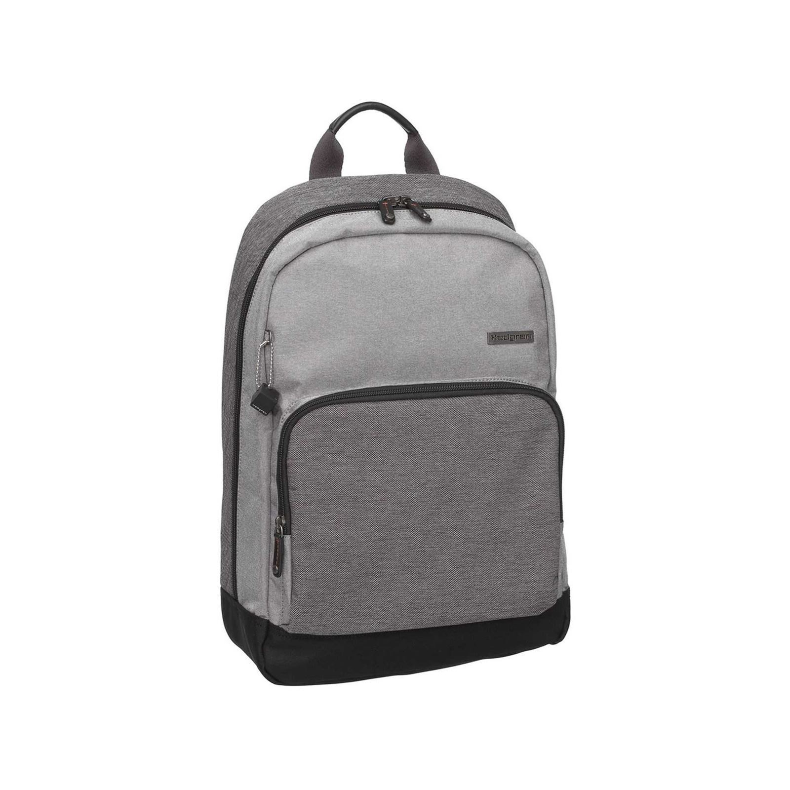 À Dos Sac 15'6'' Finition Gris Walker Hedgren Clair Cuir tqEHgn