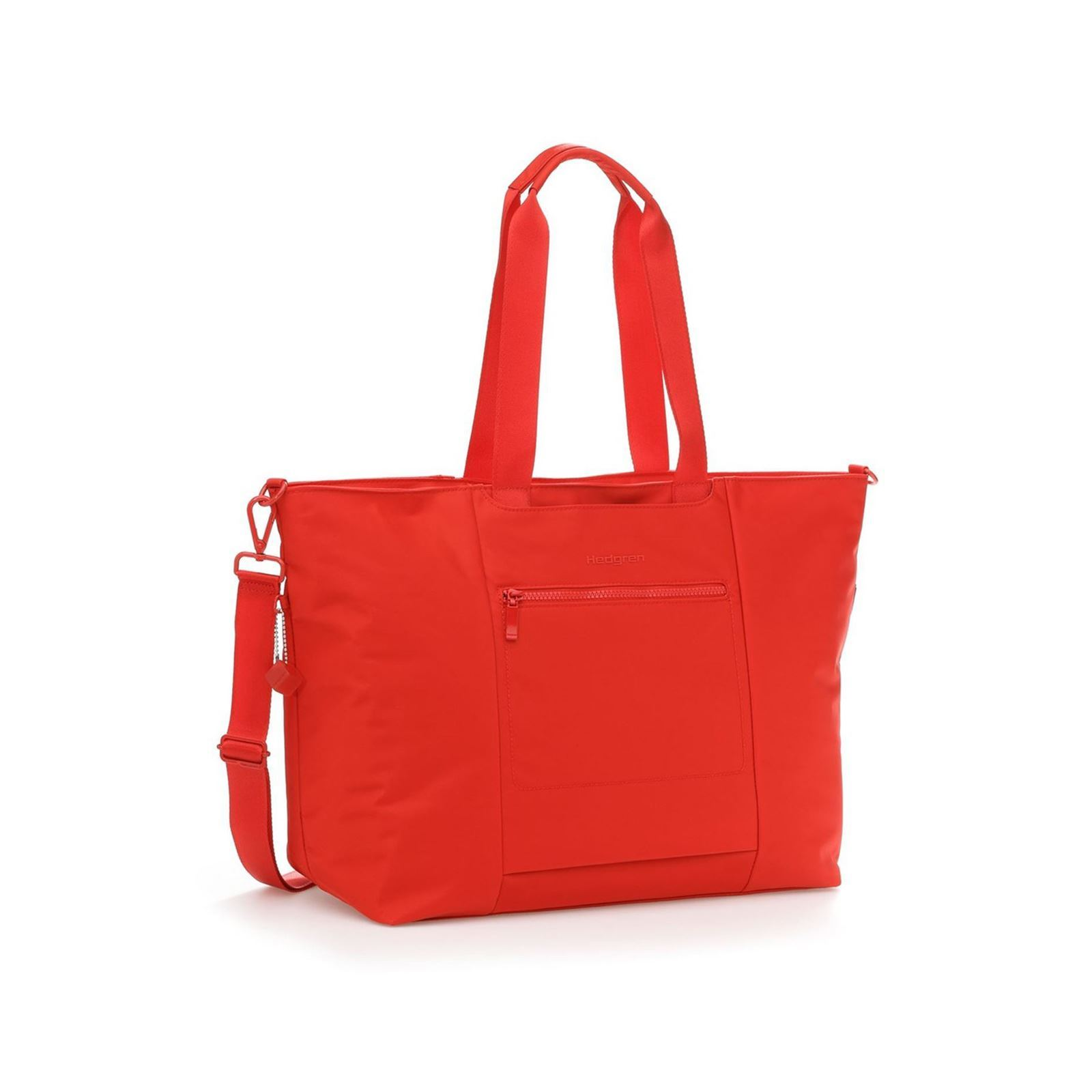 c4d6dc382265e3 Hedgren Inter City XL - Sac shopping - rouge   BrandAlley