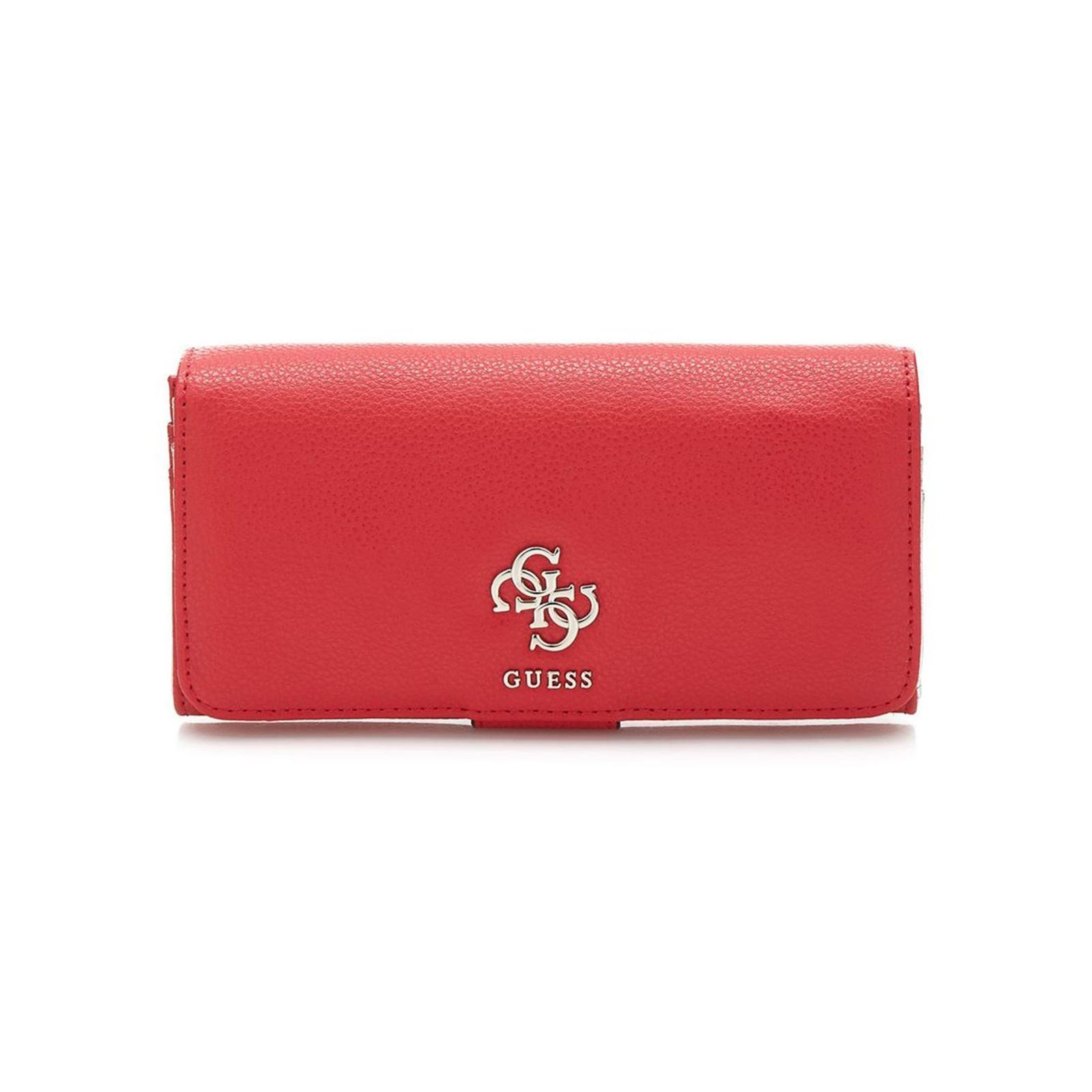 Guess Digital Portefeuille Rouge Brandalley