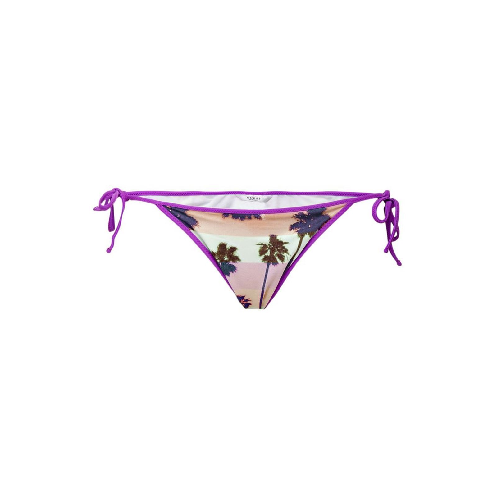 Guess Youth tonic - Slip palmiers - blanc