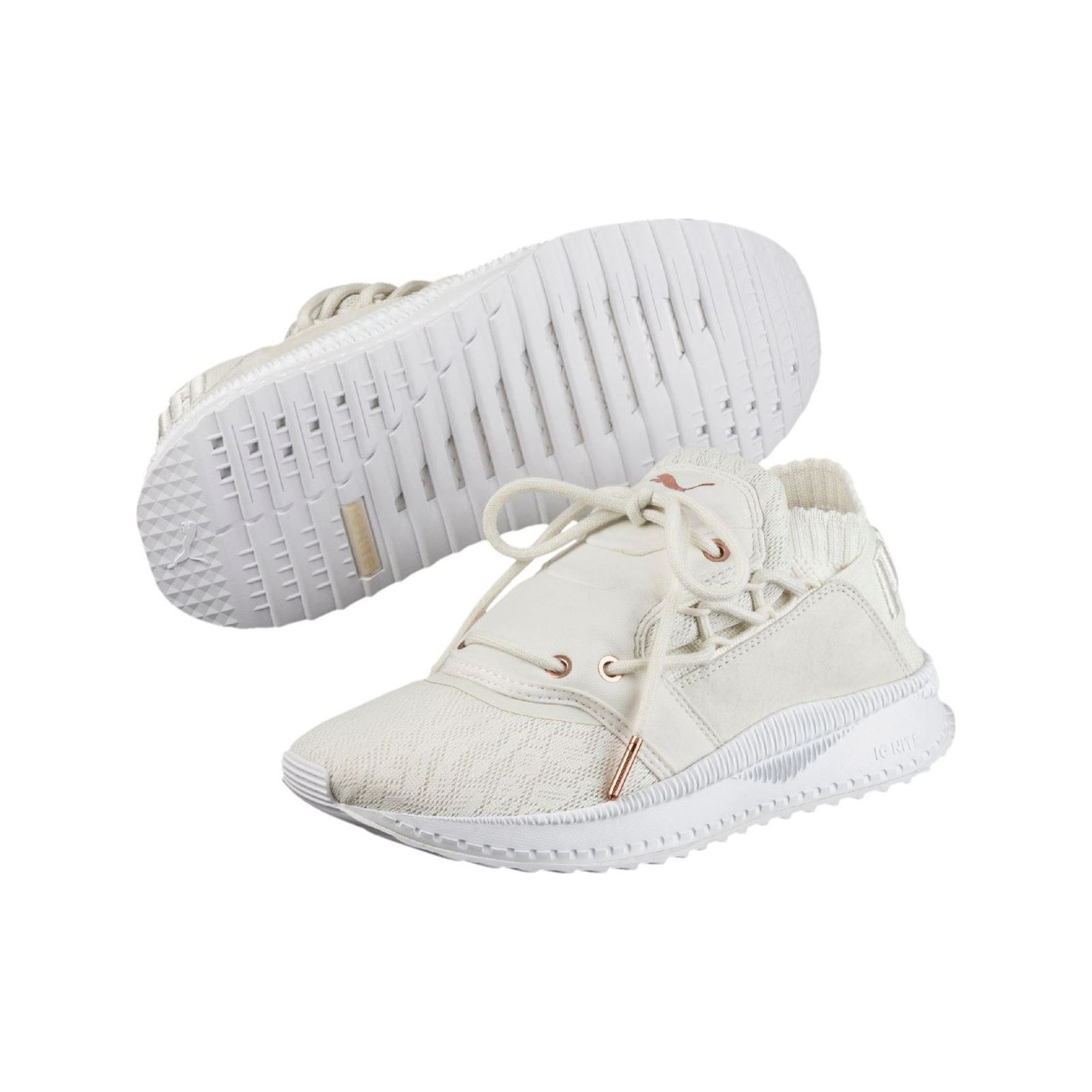 Puma Tsugi - Baskets Running - ecru