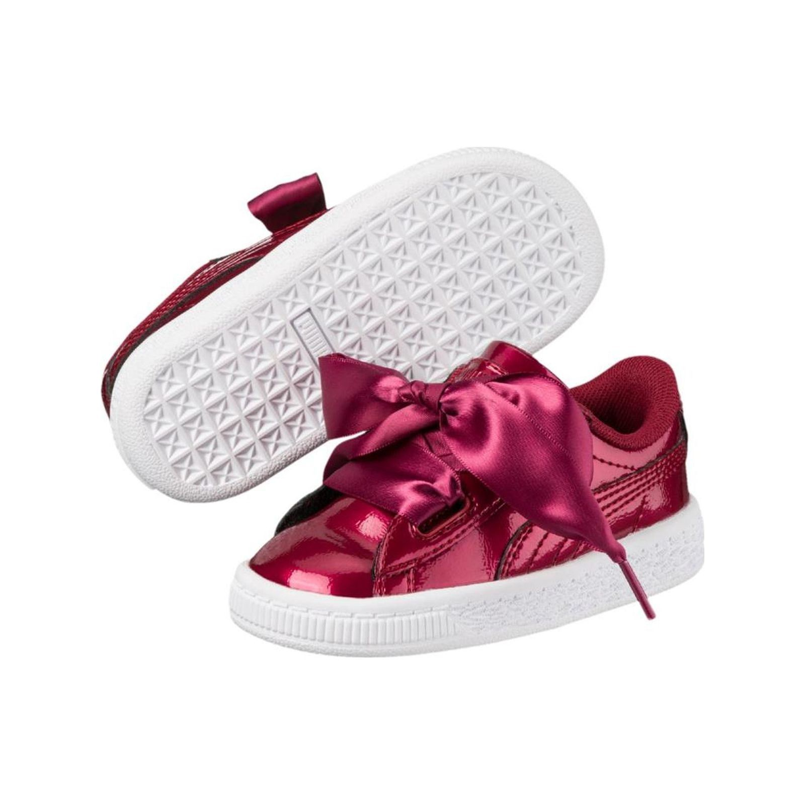 Heart Bordeaux Glam Puma Ps Basket IeE2WHYD9