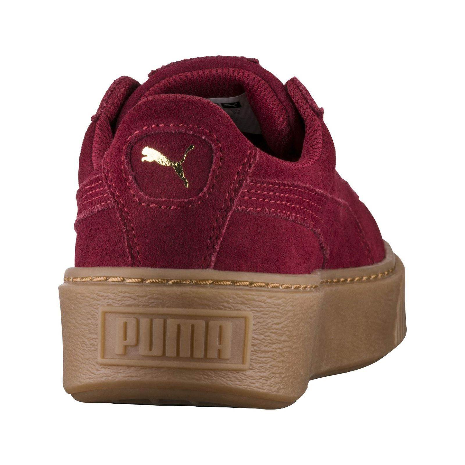 basket puma bordeaux