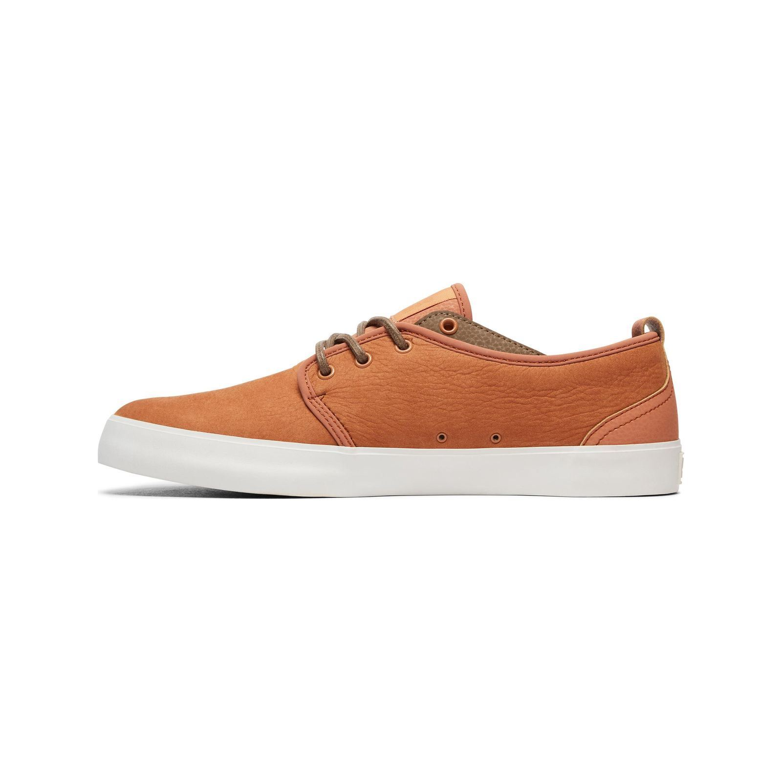 DC Shoes Baskets en cuir - camel  Baskets