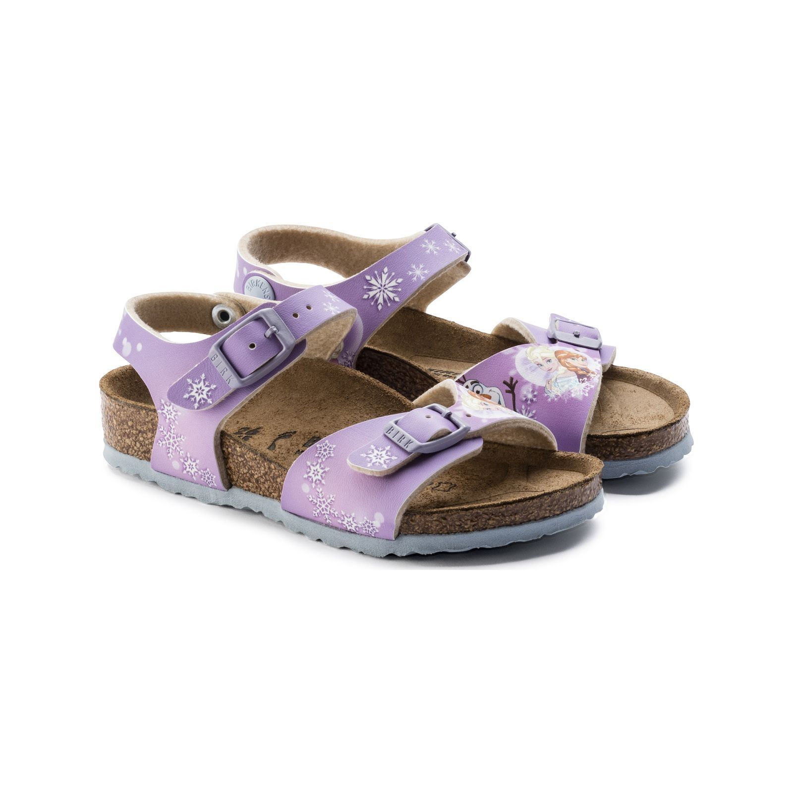 4aaa9a5f41f796 Chaussures Birkenstock Rio lilas fille UC2435x - meander.laurent ...