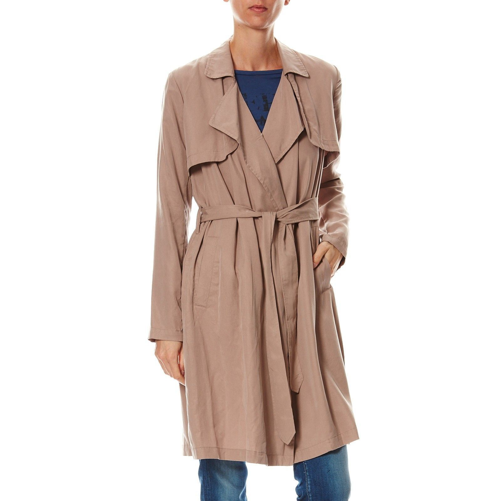 Pepe Jeans London Charlena - Trench - beige   BrandAlley bb74ede0bf87