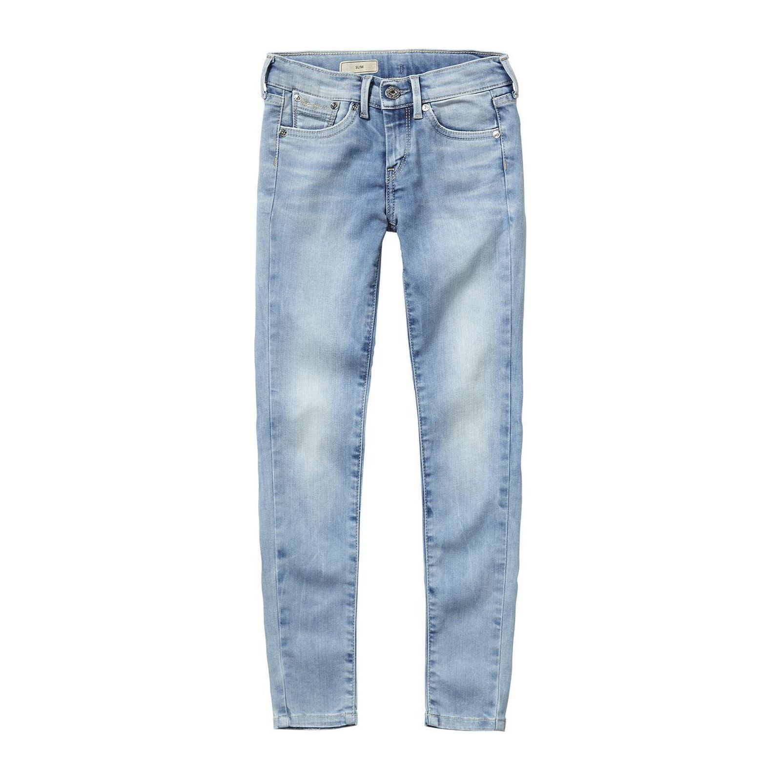 Pepe Jeans London Scarlette teen - Jean slim - denim bleu   BrandAlley 12e65ed8107c