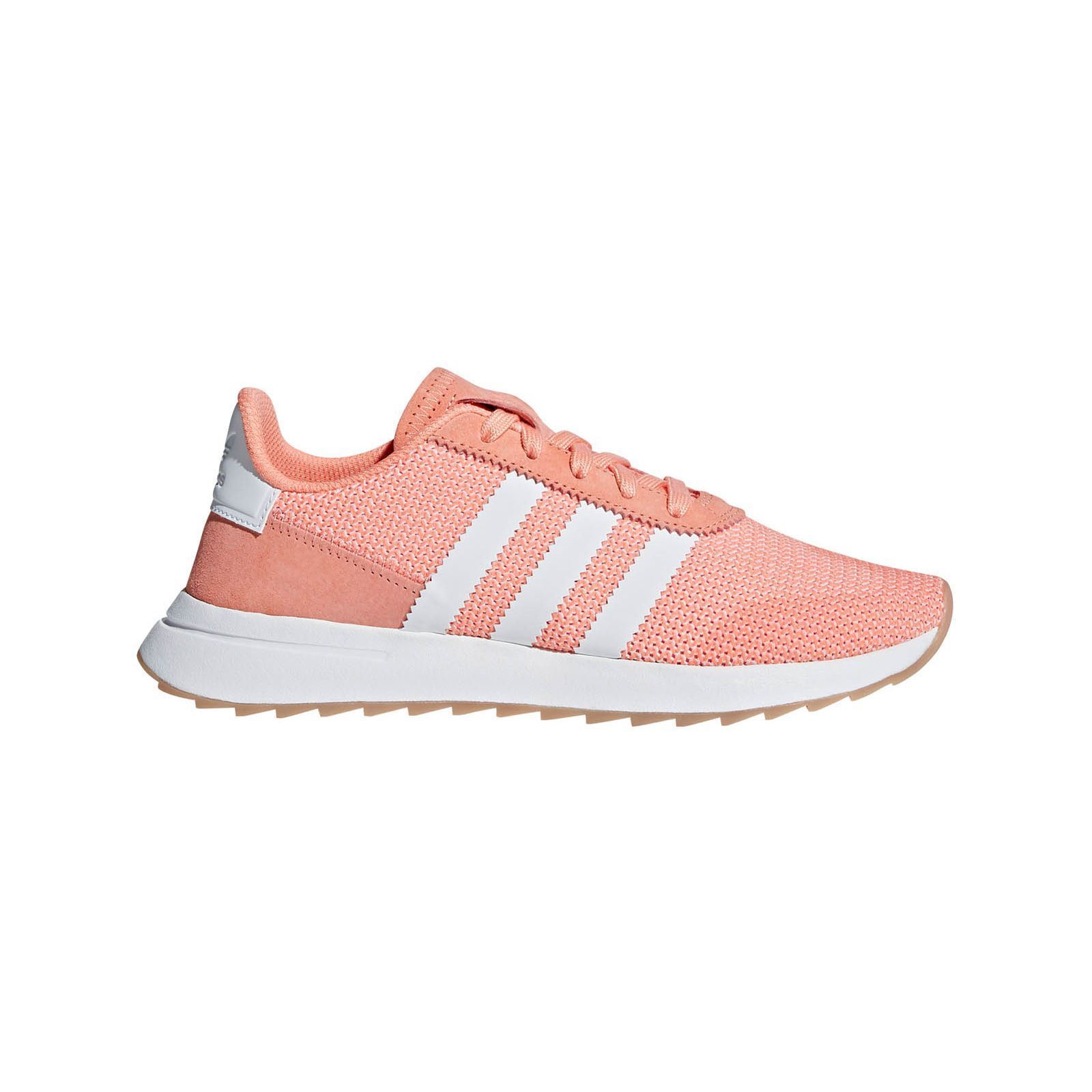 Adidas Originals Flb_Runner - Baskets - rose  Marque frappée sur la languette - application siglée au dos