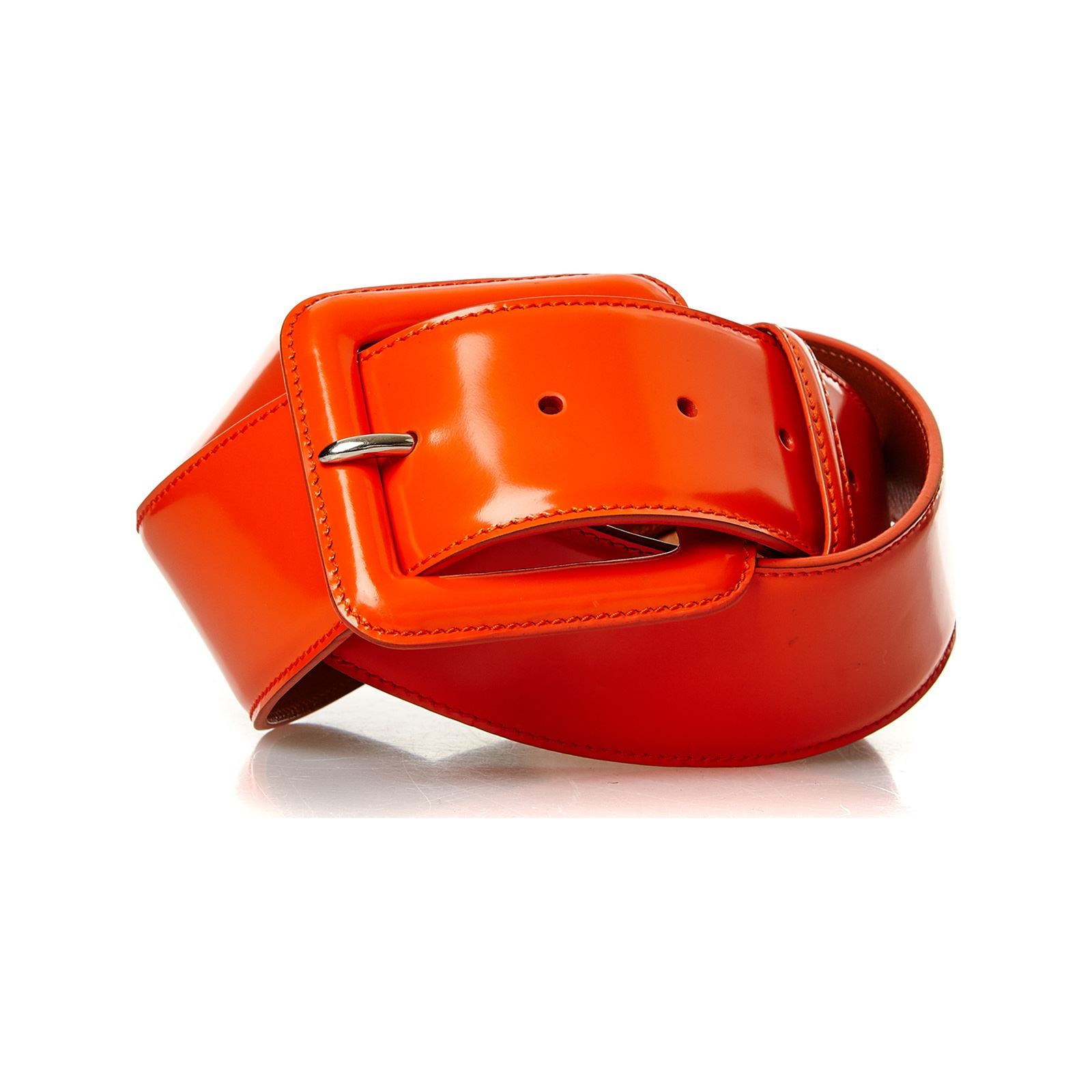 Ralph Lauren Ceinture large - orange