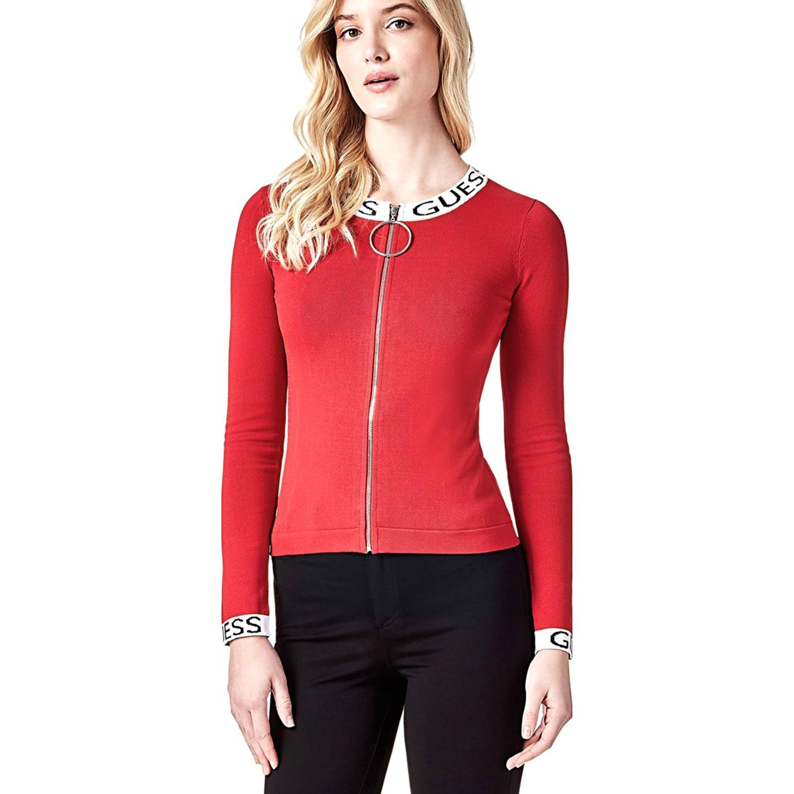 Guess Gilet - rouge