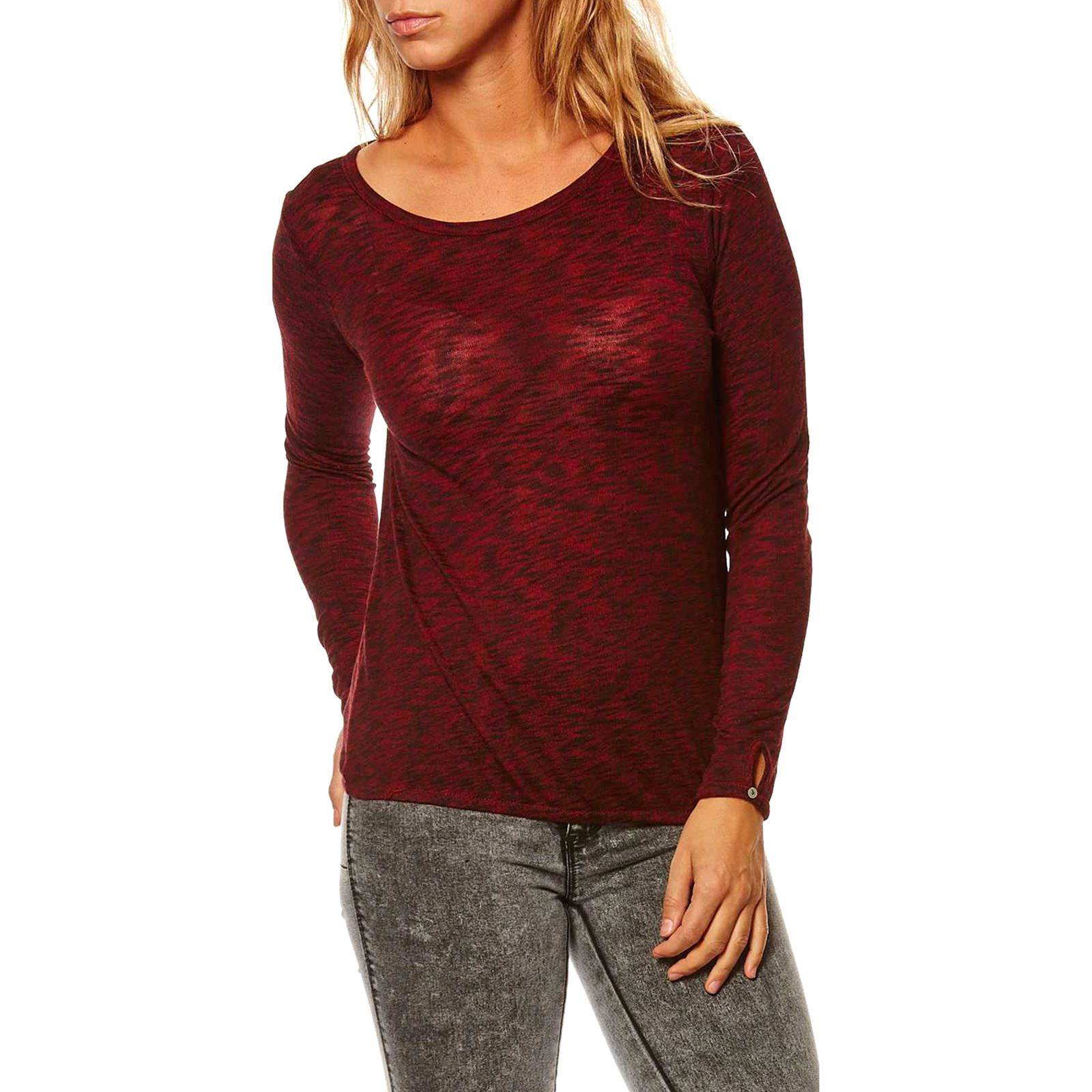 Esprit T-shirt manches longues - rouge   BrandAlley a4586ffc30f