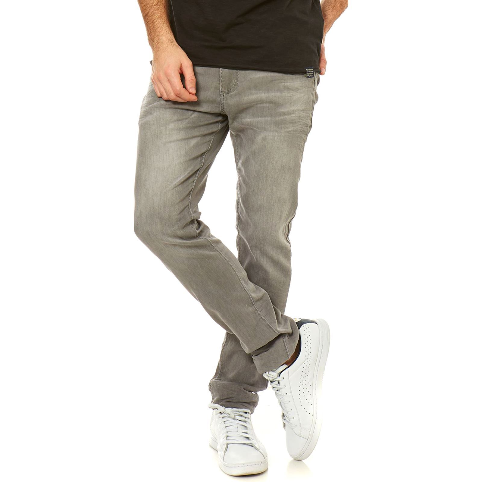 JEAN SKINNY - GRIS The Queen of Quality Best Mountain - Pantalones BOSEMPB