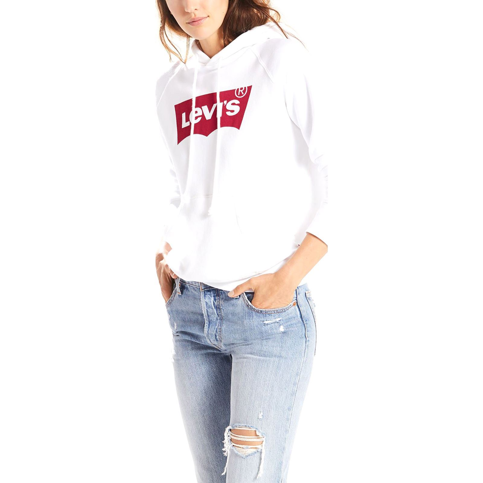 where to buy promo codes another chance Graphic sport - Sweat à capuche - blanc