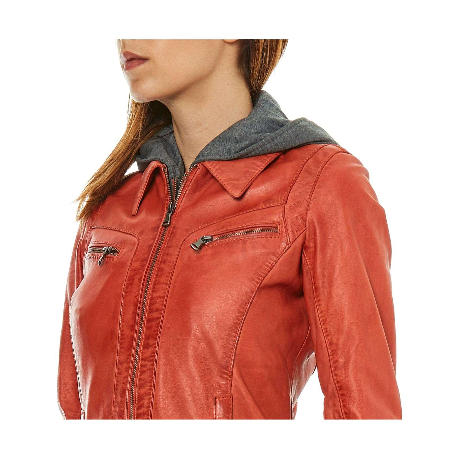 Veste Delicious Brandalley Corail Oakwood Cuir En 5SOnxvFq - jobless ... 762a034023fb