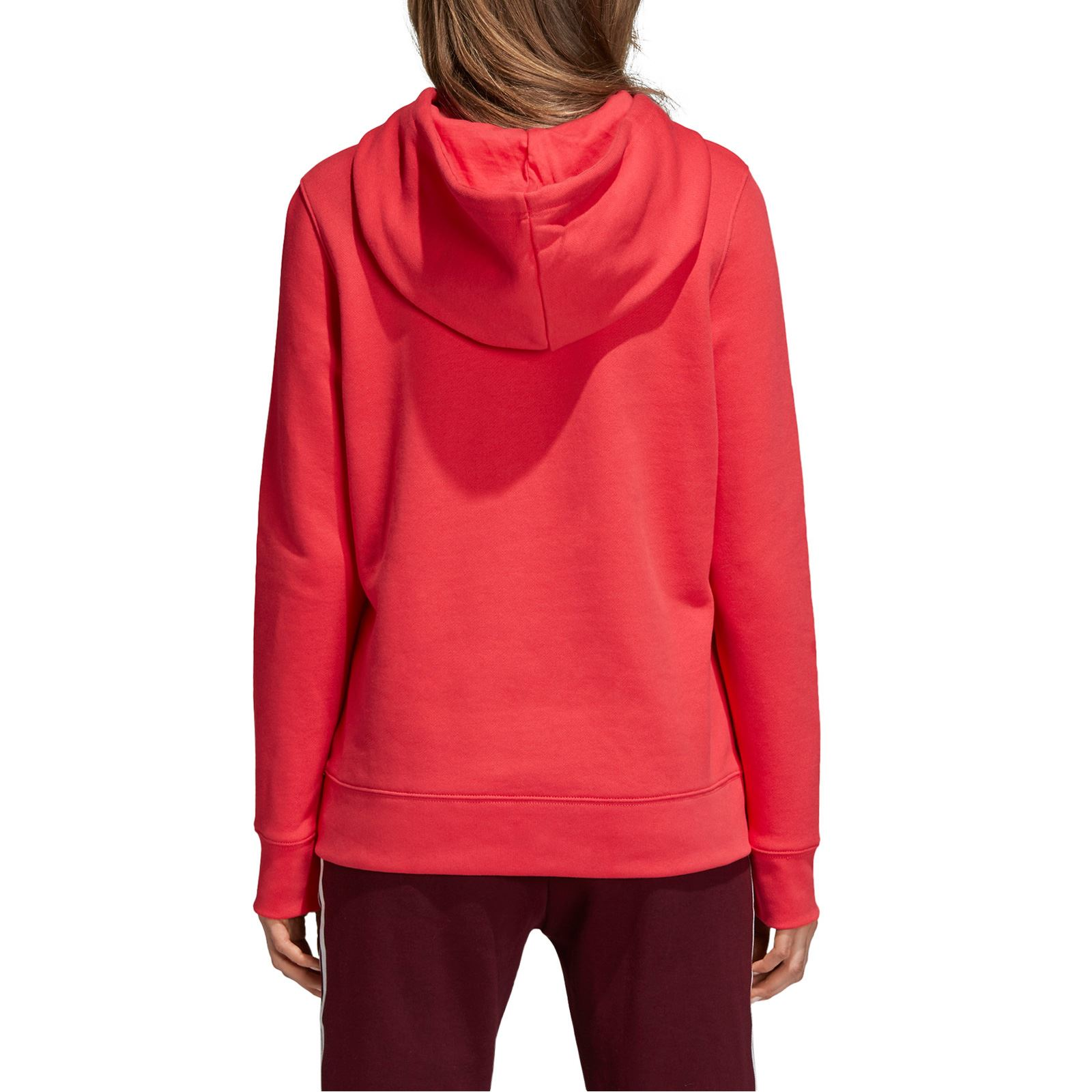 Rouge Sweat À Trefoil Adidas Originals Capuche Brandalley 8XqEqAwf