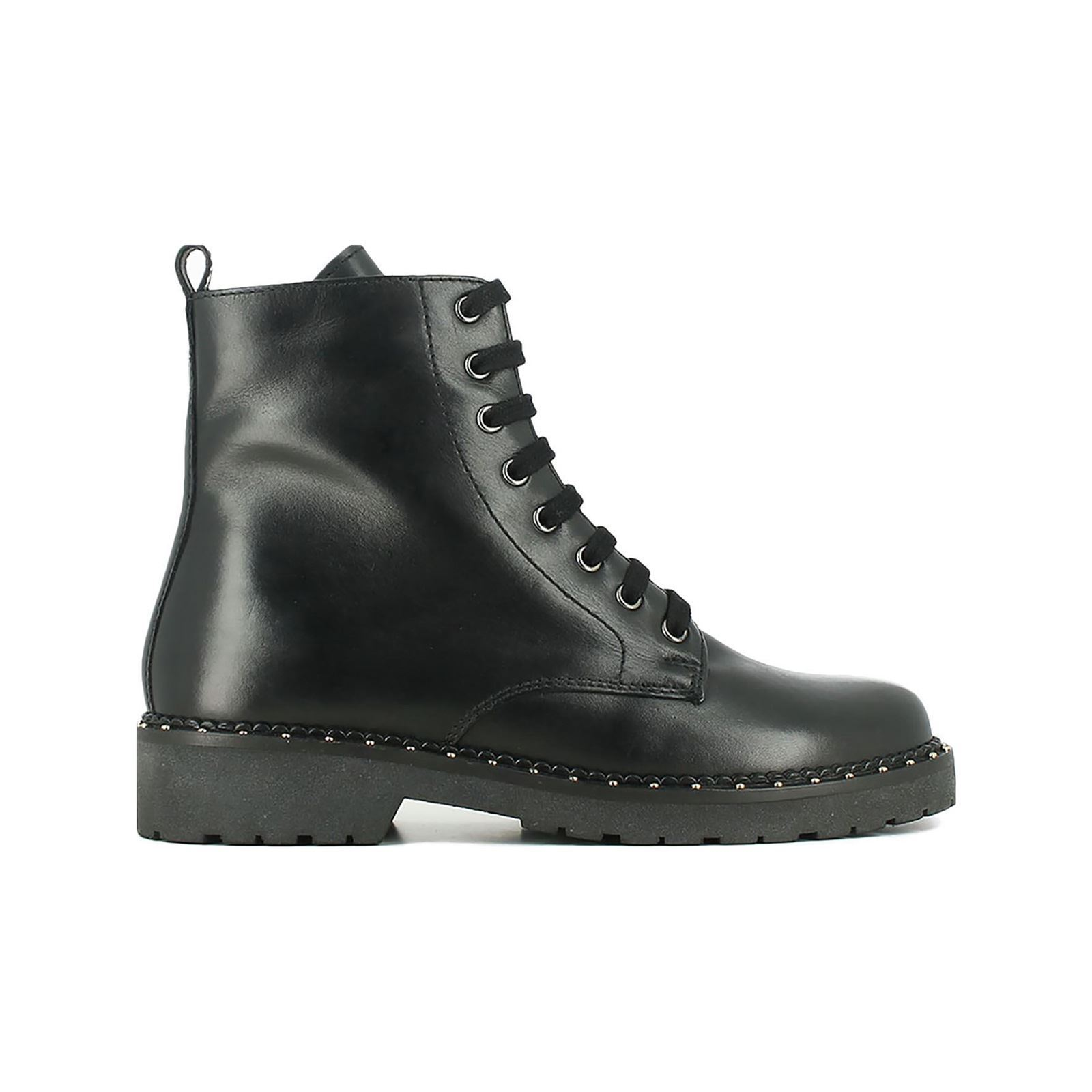 Jonak Moon - Bottines en cuir - noir