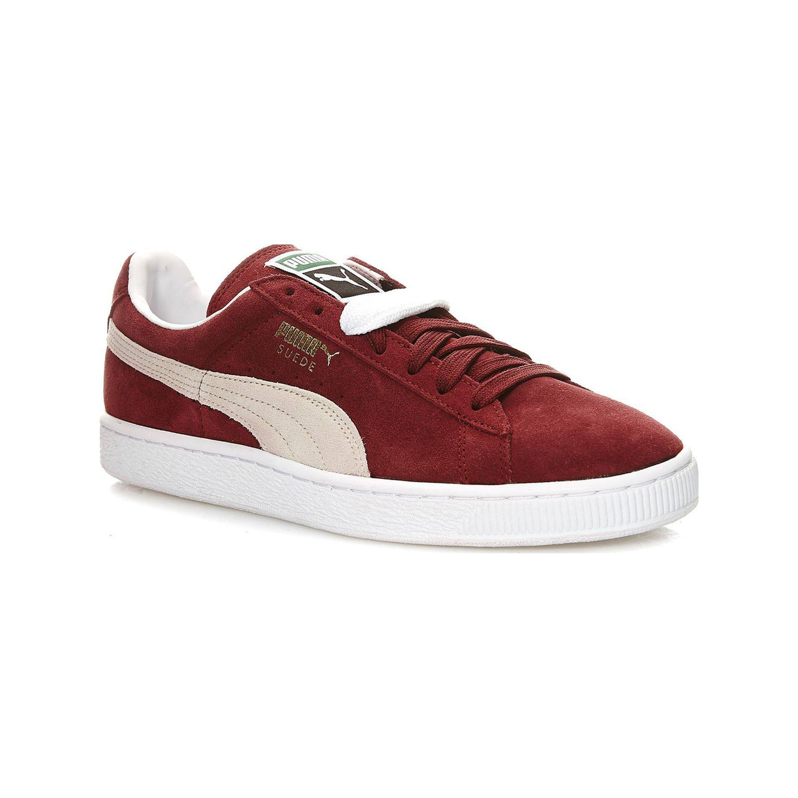 Puma Suede Classic - Baskets en cuir suédé - bordeaux  Baskets