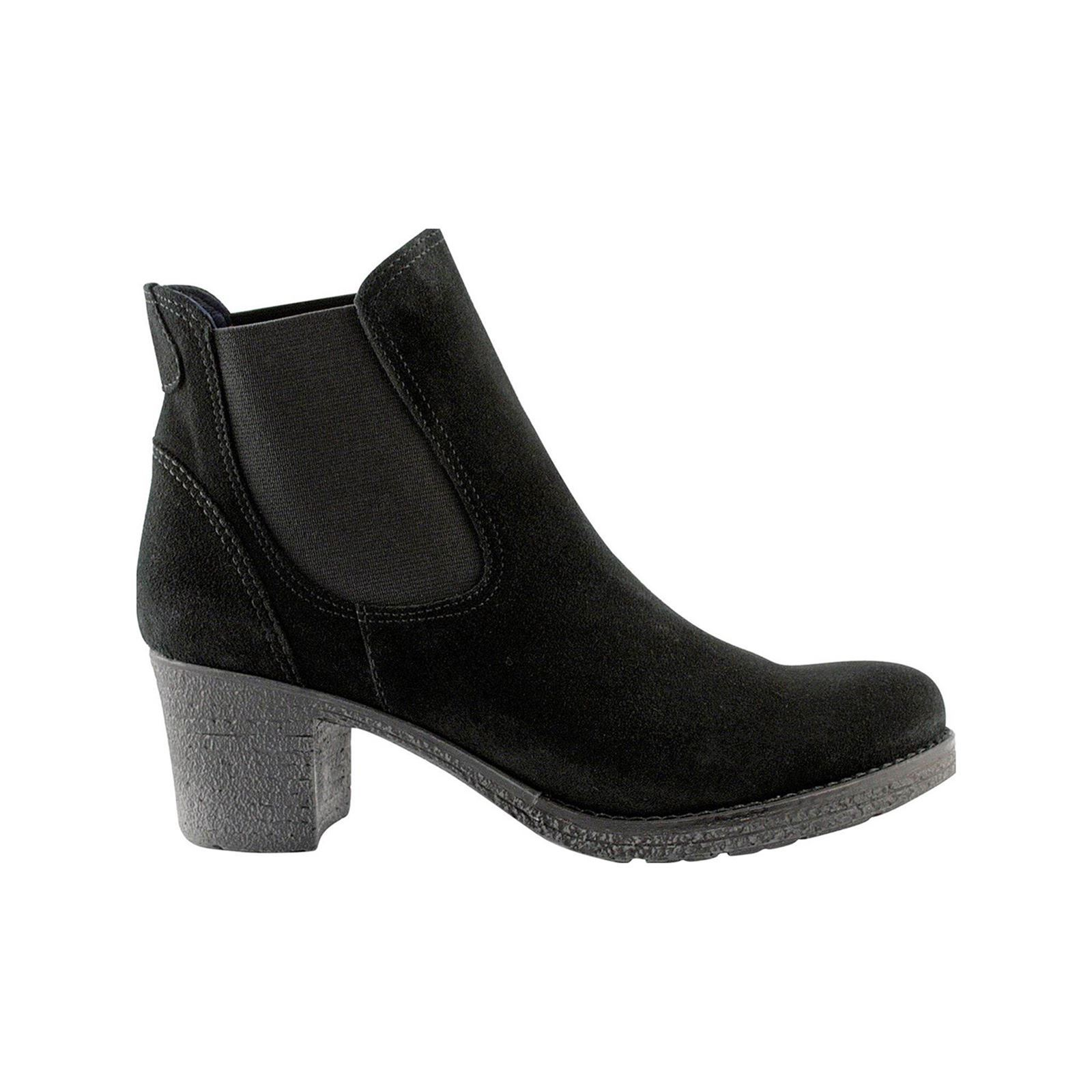Exclusif Paris Edwige - Bottines en cuir - noir b0alH4h