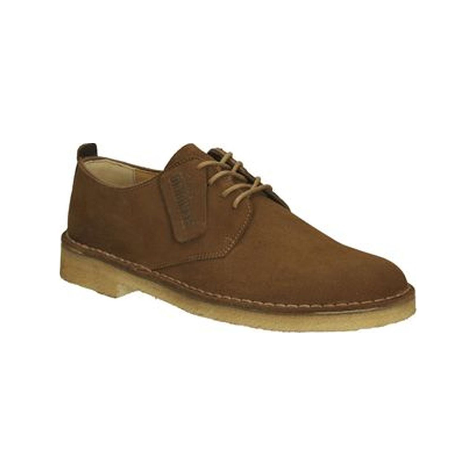 London Clarks Brandalley Camel Originals Desert Derbies wTTxz7qHU