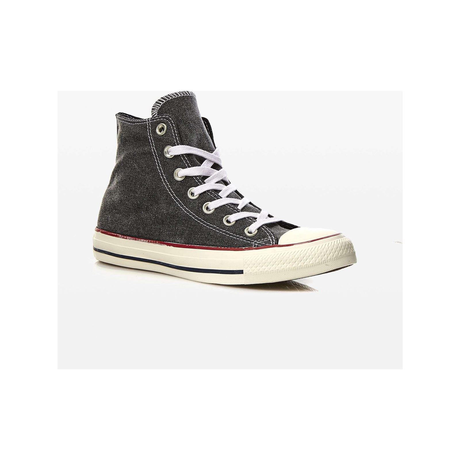 converse all star hi baskets gris brandalley. Black Bedroom Furniture Sets. Home Design Ideas