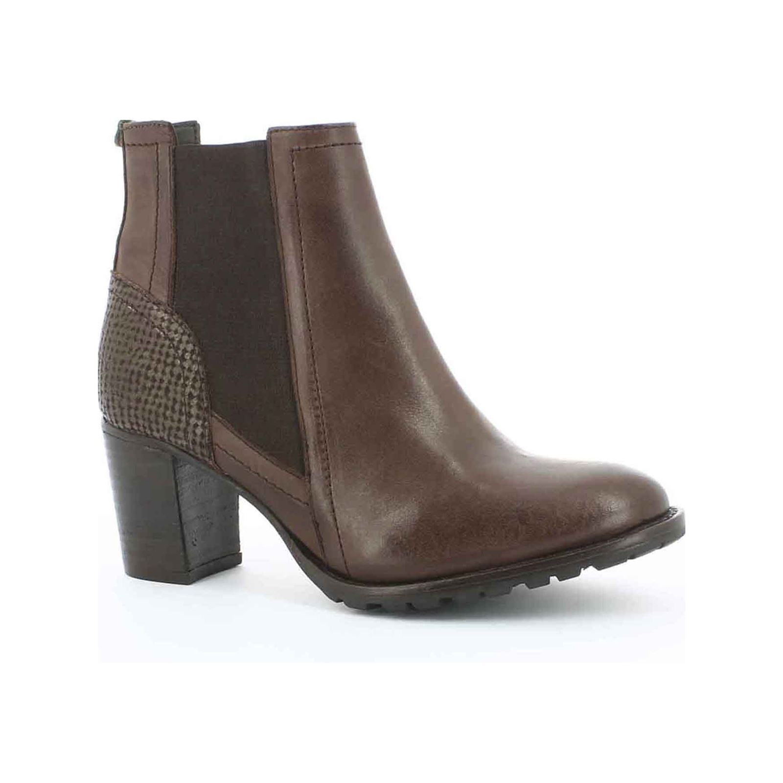 Kickers Umane - Bottines en cuir - marron
