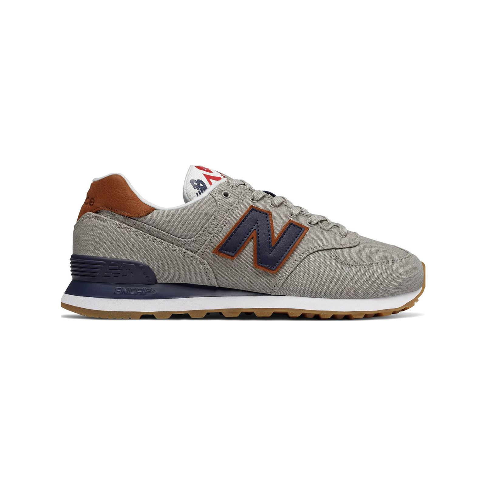 New Balance ML574 Scarpe da tennis sneakers pietra