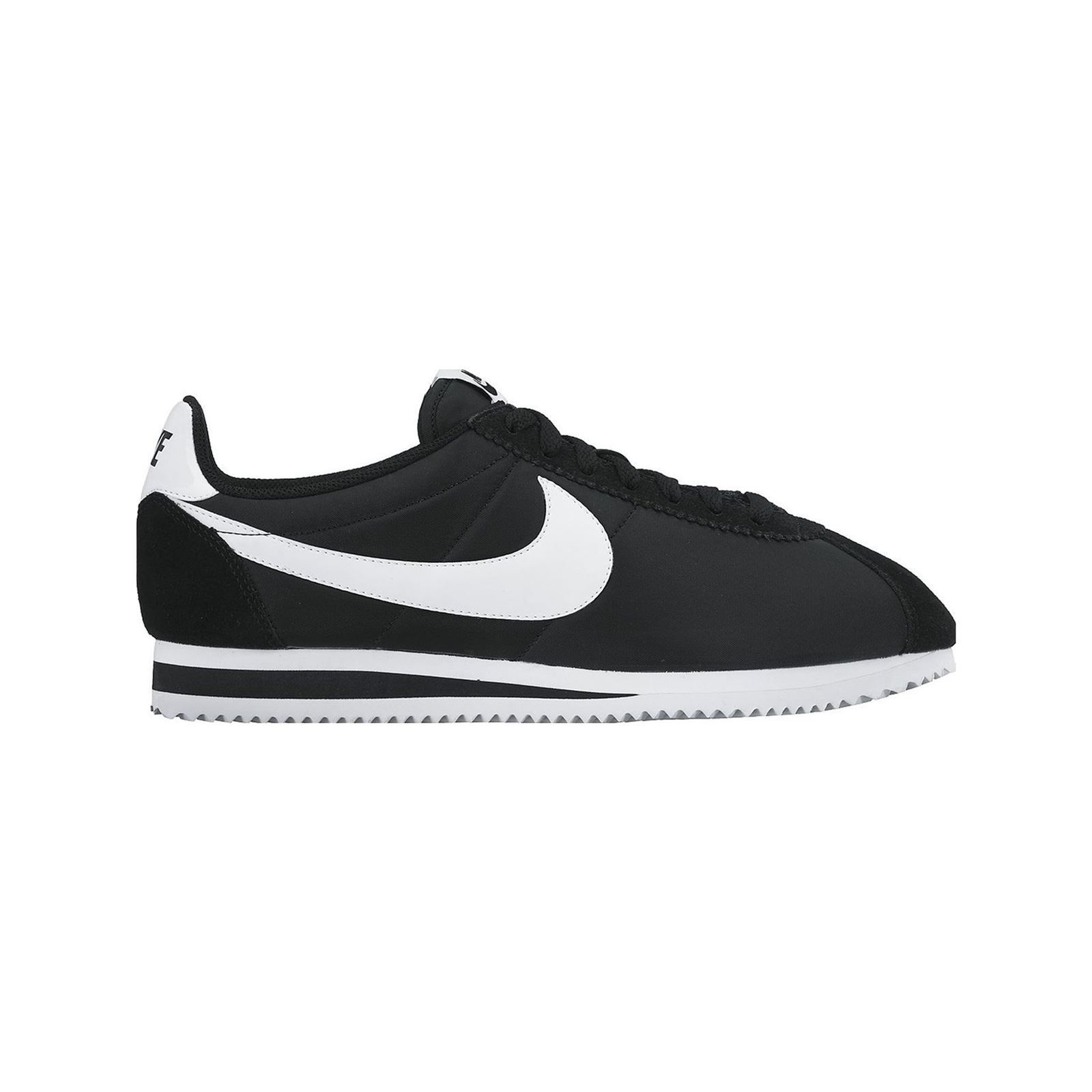 nike classic cortez turnschuhe sneakers schwarz. Black Bedroom Furniture Sets. Home Design Ideas