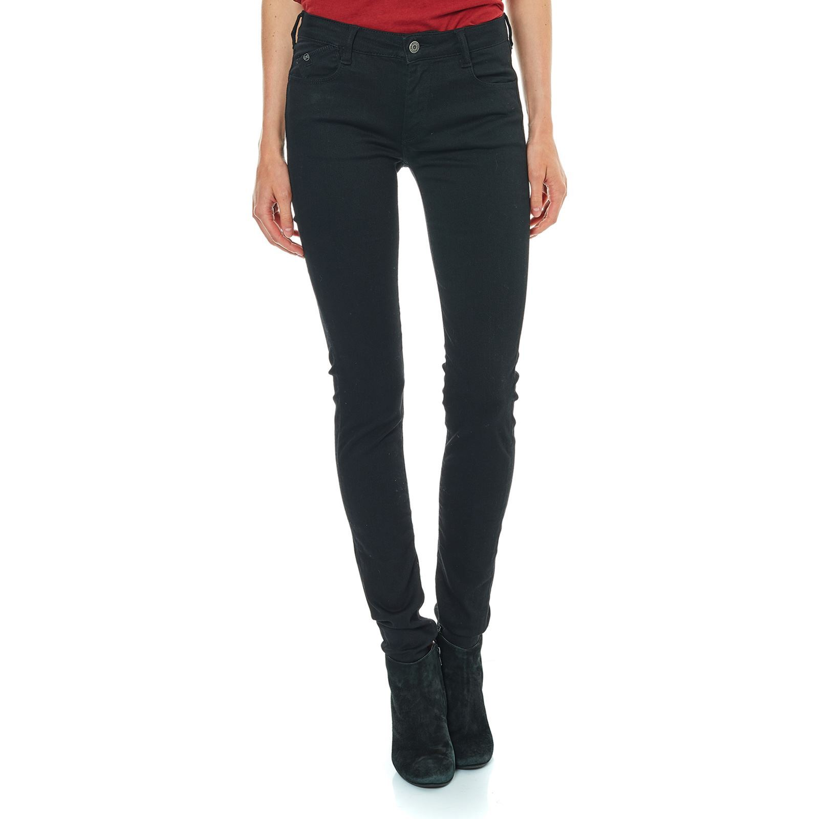 Cherry Ultrapower Time NegroBrandalley Skinny Jeans WEYD2H9I