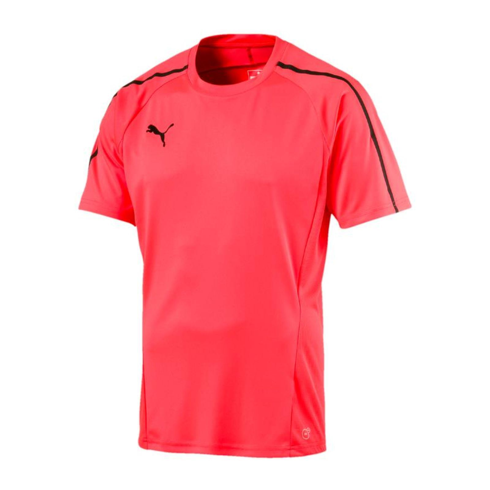 93ee6417f71a Shirt Puma T Courtes Brandalley Manches Orange R1q6Waw1FA