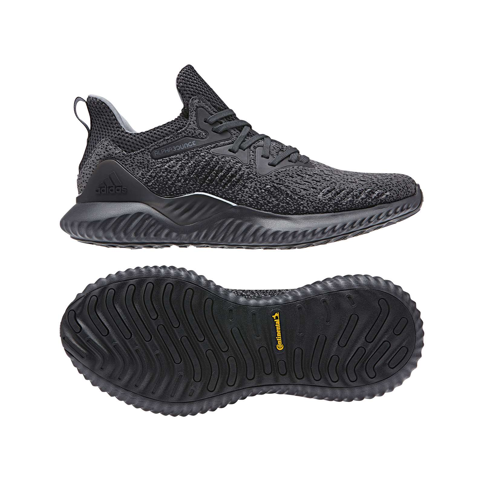7c557d0d756ce adidas Performance Alphabounce Beyond m - Baskets Running - noir    BrandAlley