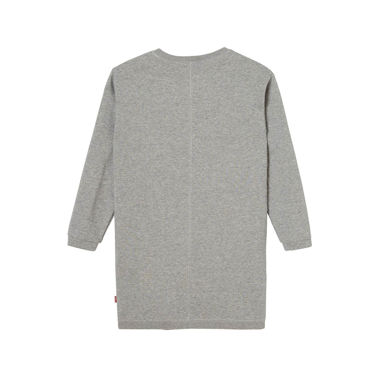Levi s Kids Bondue - Robe sweat - gris   BrandAlley ad64bb5d1221