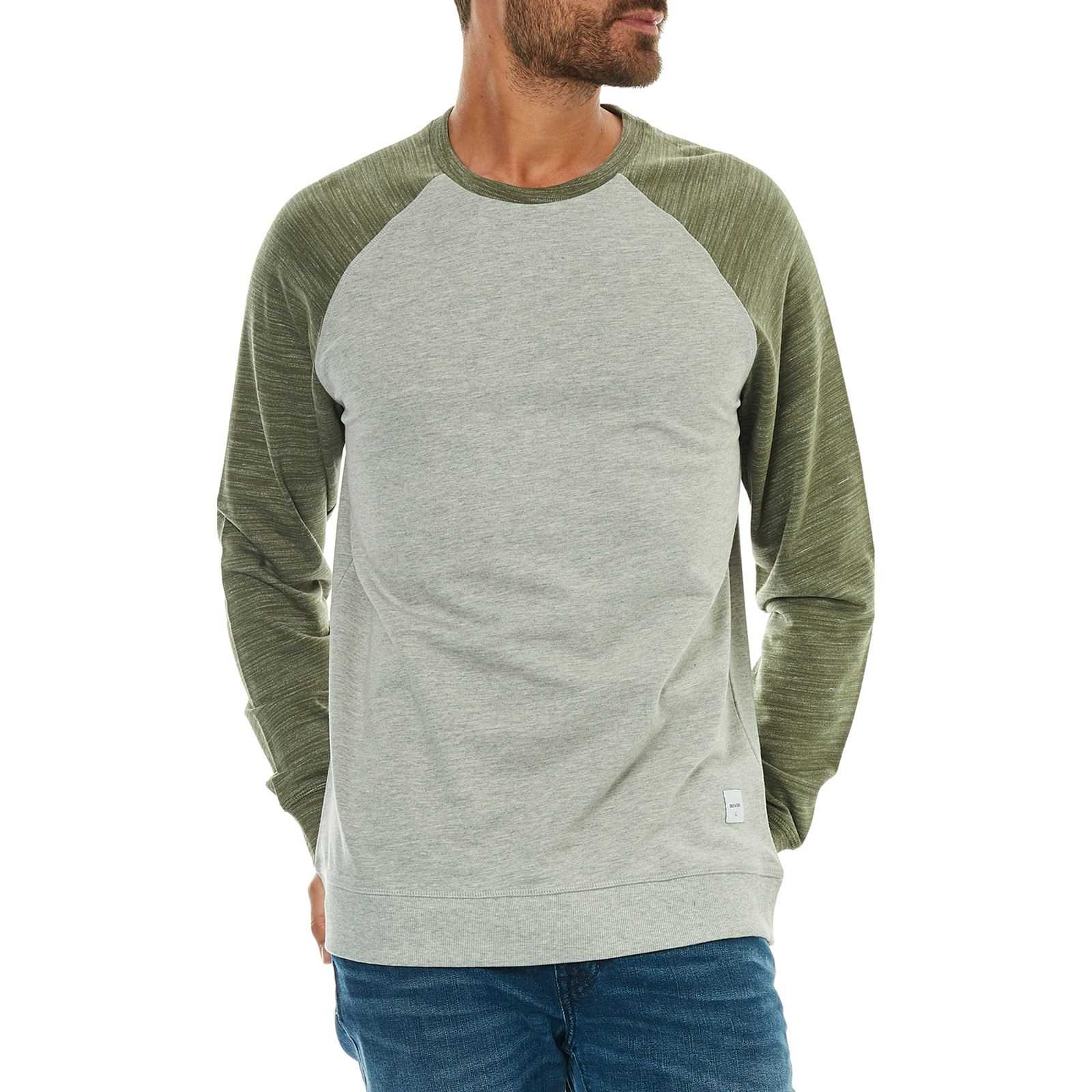 Brandalley Sweat Sons Bicolore amp; Only Saint Shirt t61n5Y5x4