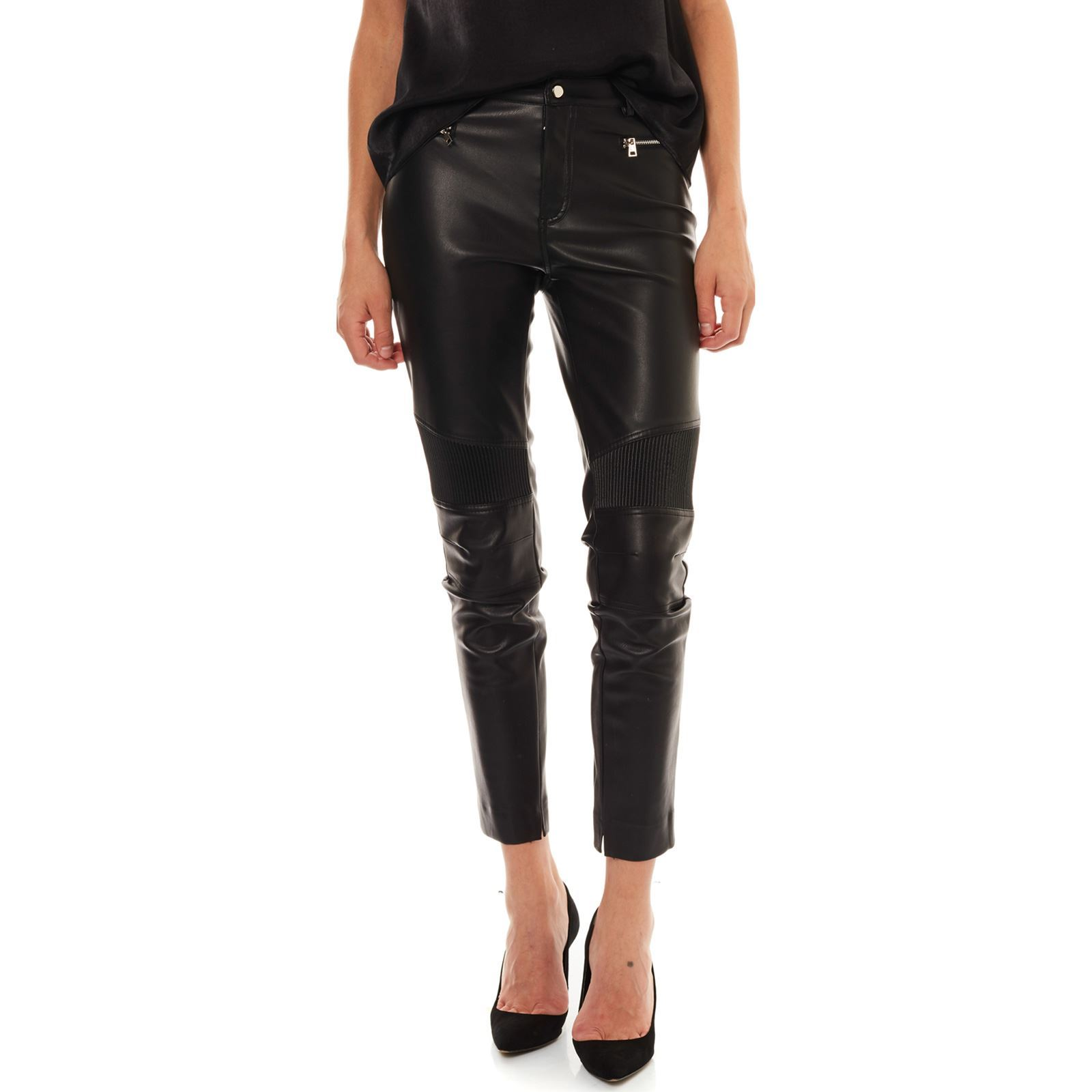 Molly Bracken Pantalon - noir