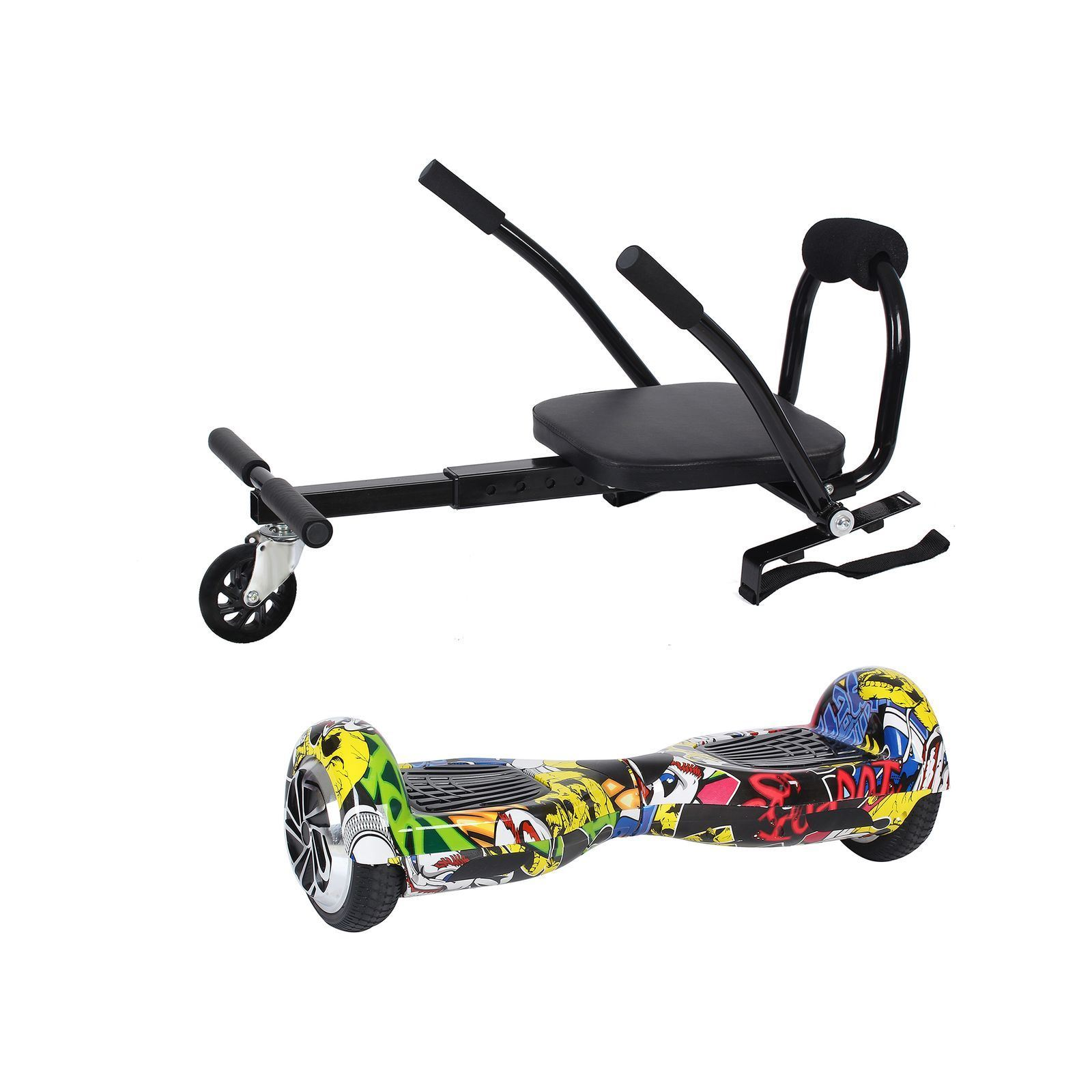 e zigo pack hoverboard multicolore brandalley. Black Bedroom Furniture Sets. Home Design Ideas