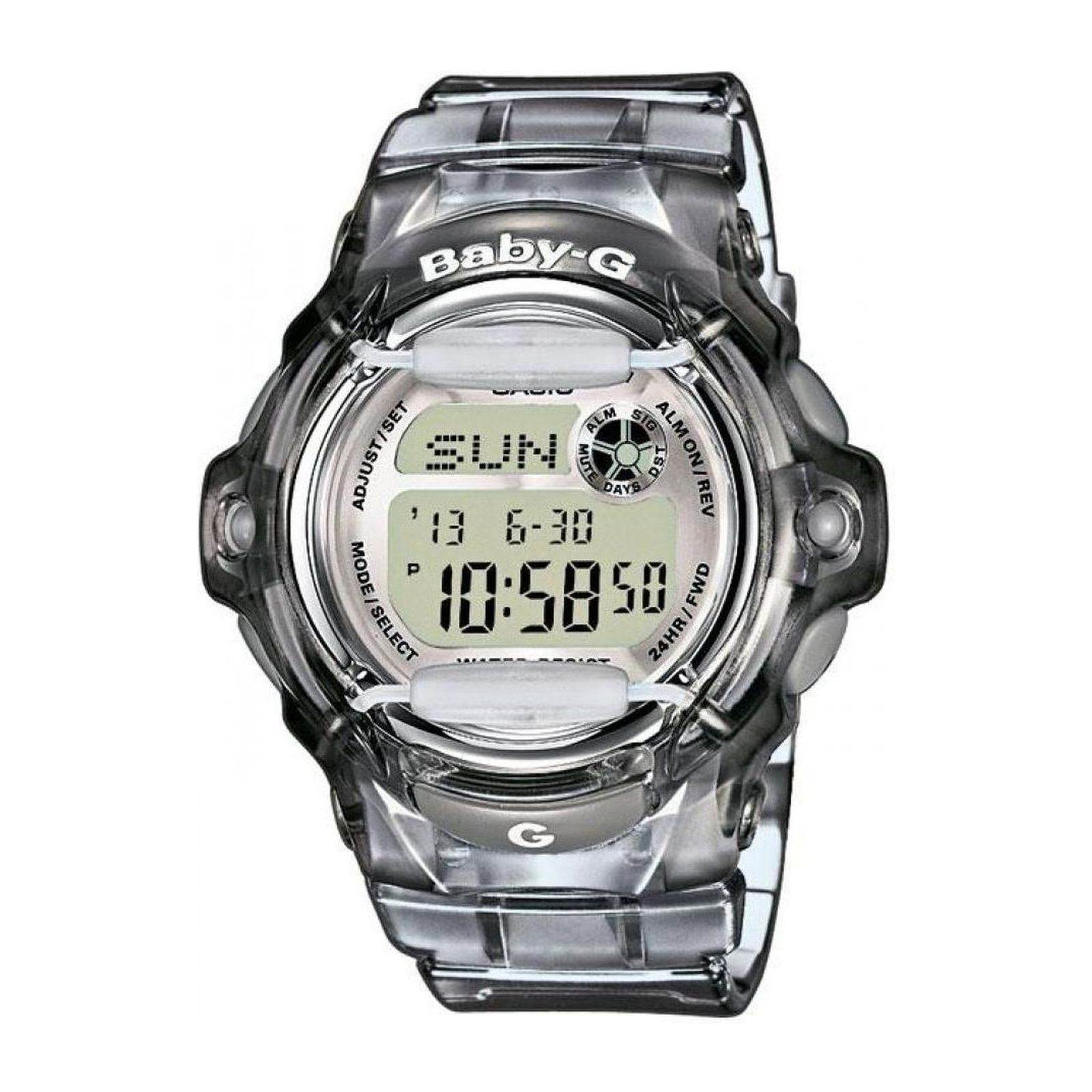 casio g shock montre digitale gris brandalley. Black Bedroom Furniture Sets. Home Design Ideas