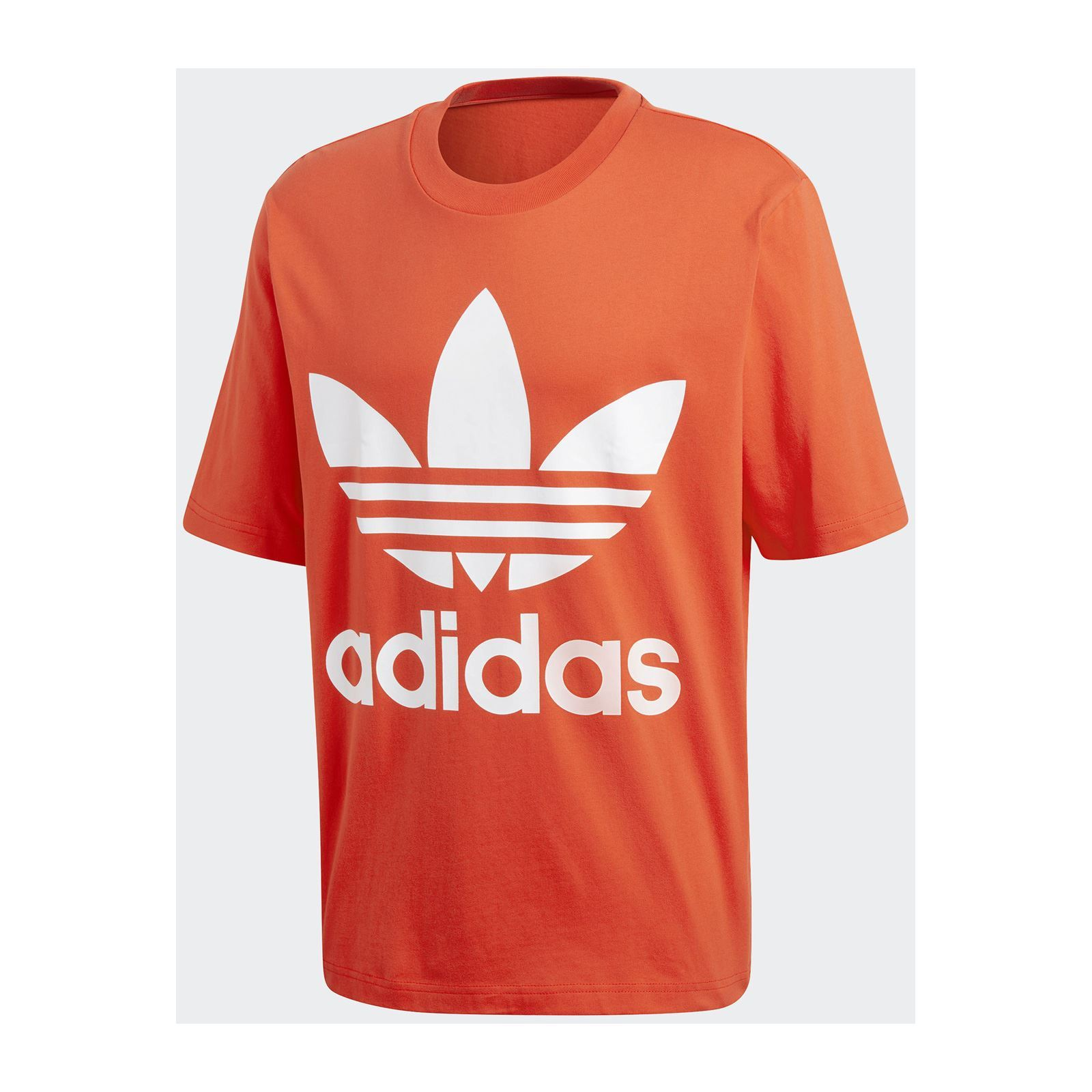 f3313f3a125a0 adidas Originals - Oversized Tee - T-shirt manches courtes - rouge ...